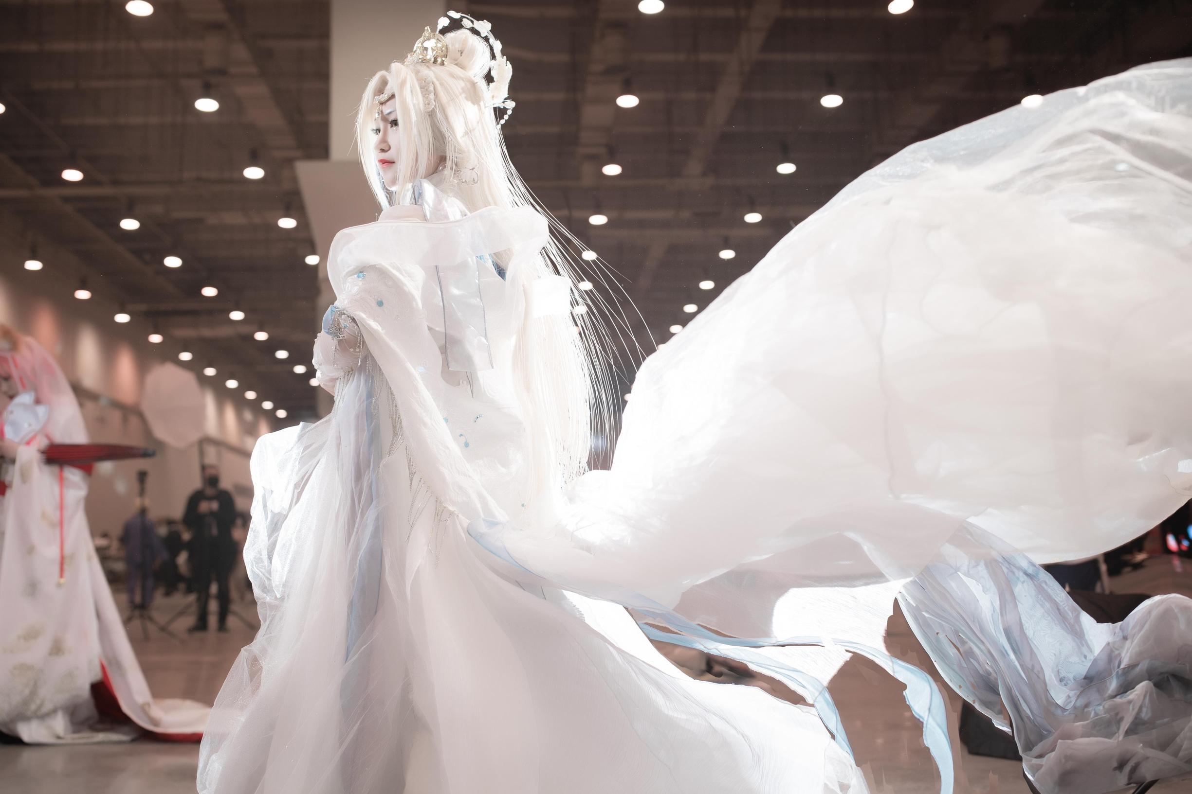 漫展cosplay【CN:烟雨子飘啊飘】-第2张