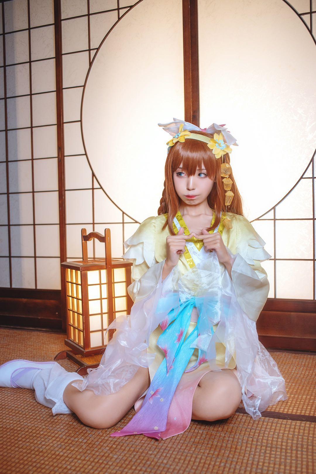 《王者荣耀》正片cosplay【CN:优优的大萝卜】-第7张