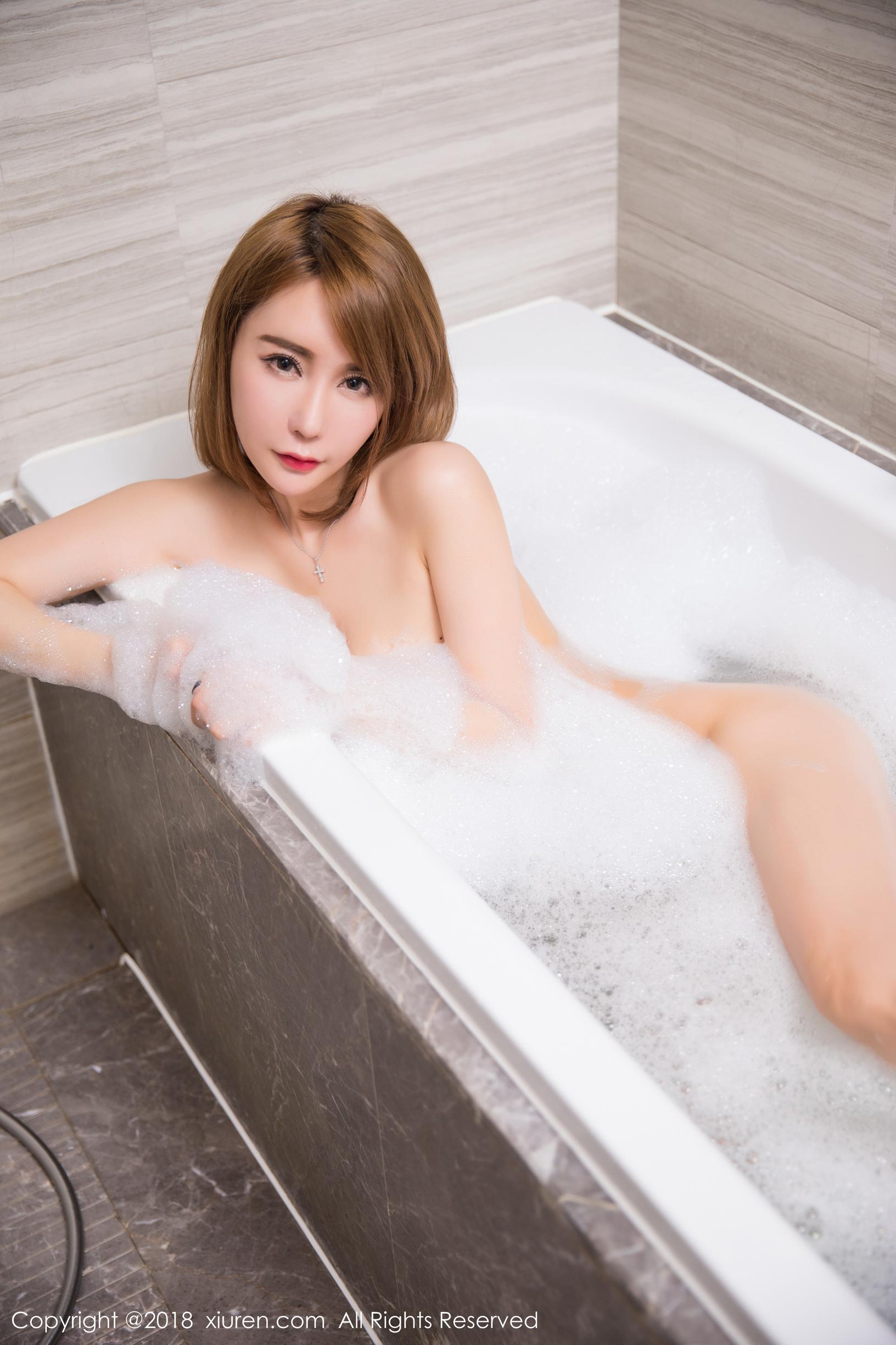 XIUREN秀人网 VOL.1181 楚恬Olivia-第2张