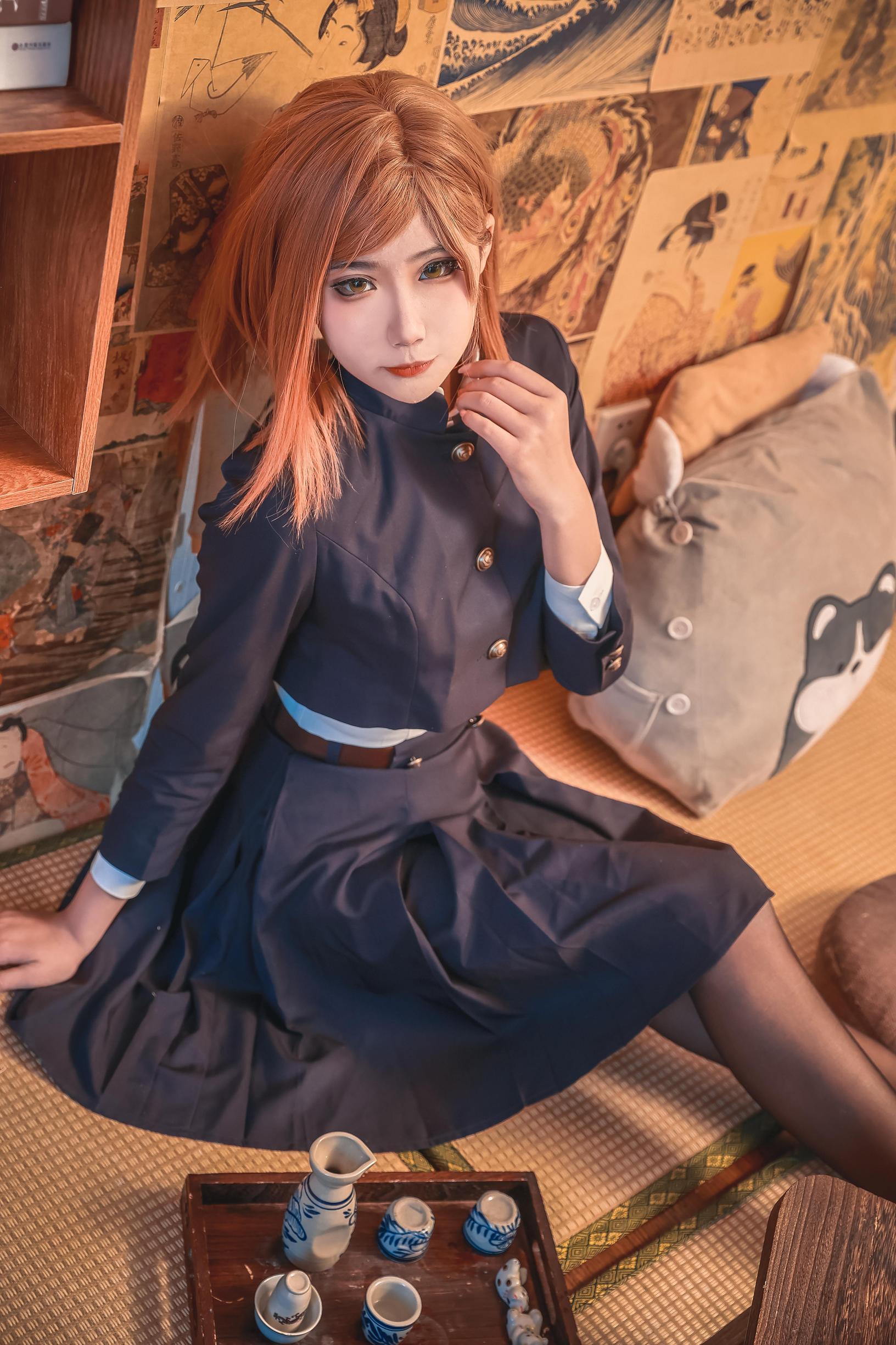 《咒术回战》正片cosplay【CN:罗真.】 -魔道祖师cosplay服图片插图