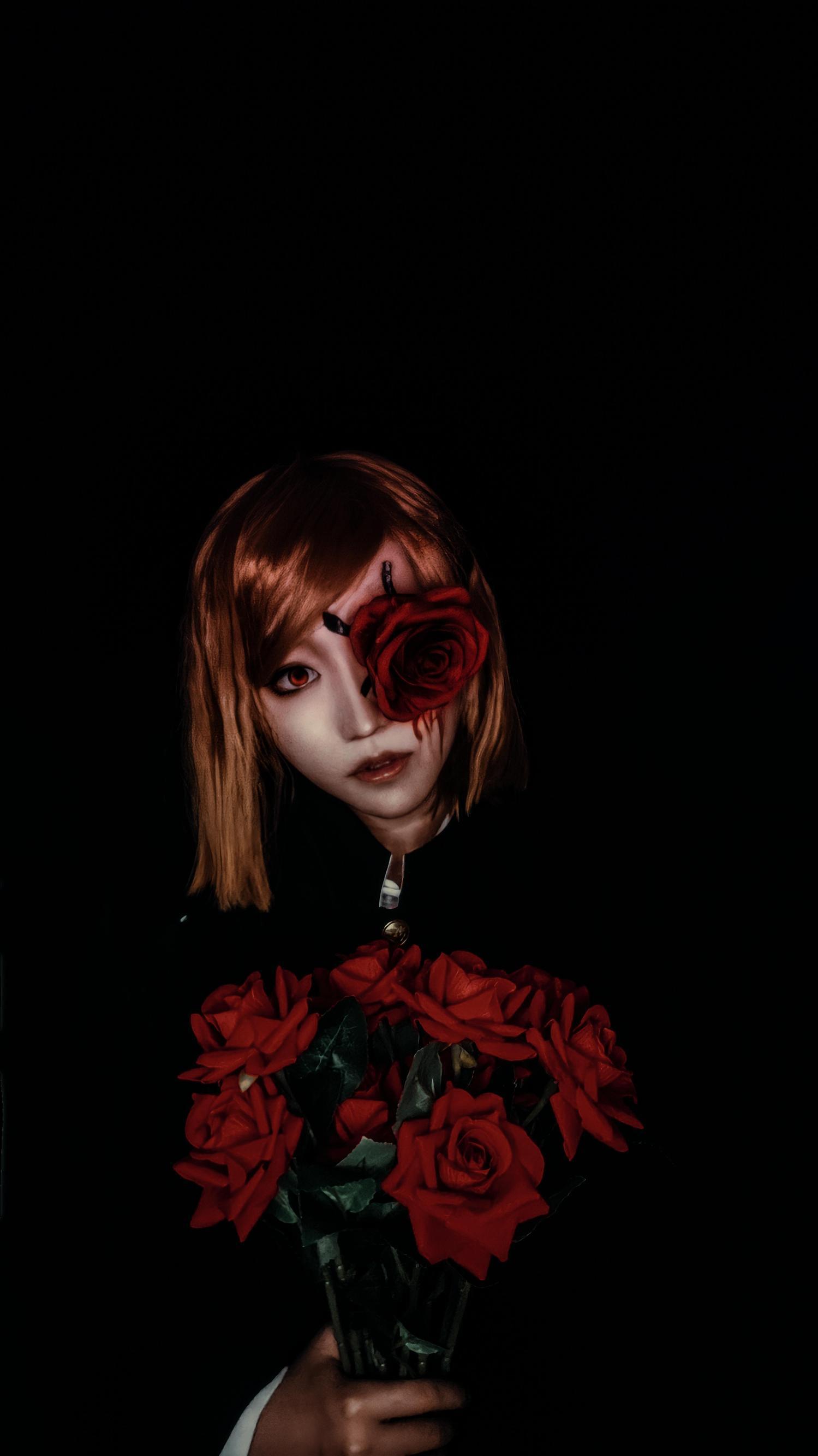 《咒术回战》蔷薇cosplay【CN:银杉GINsugi】-第3张