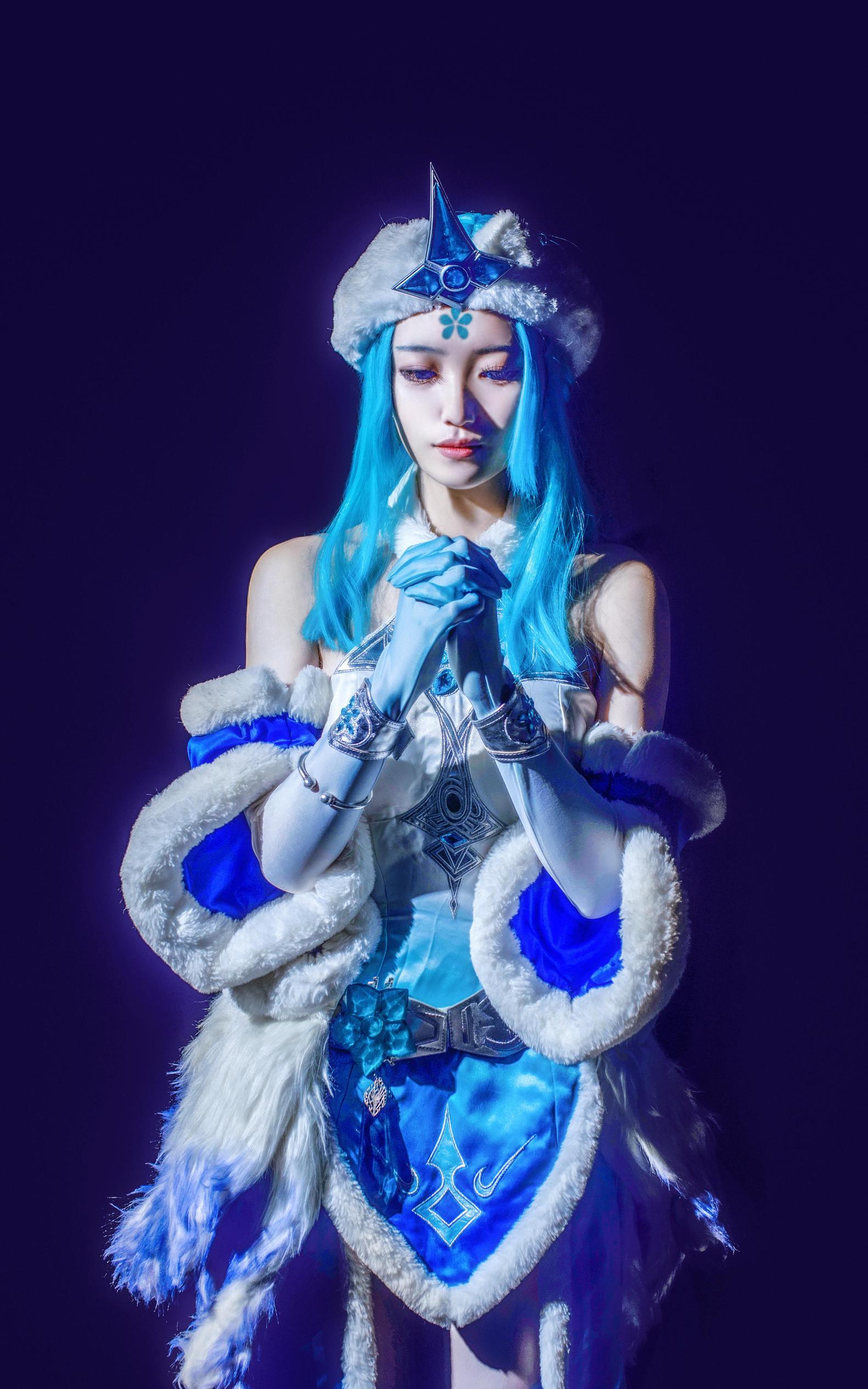 《王者荣耀》王昭君王者荣耀cosplay【CN:落荒而桃】-第2张