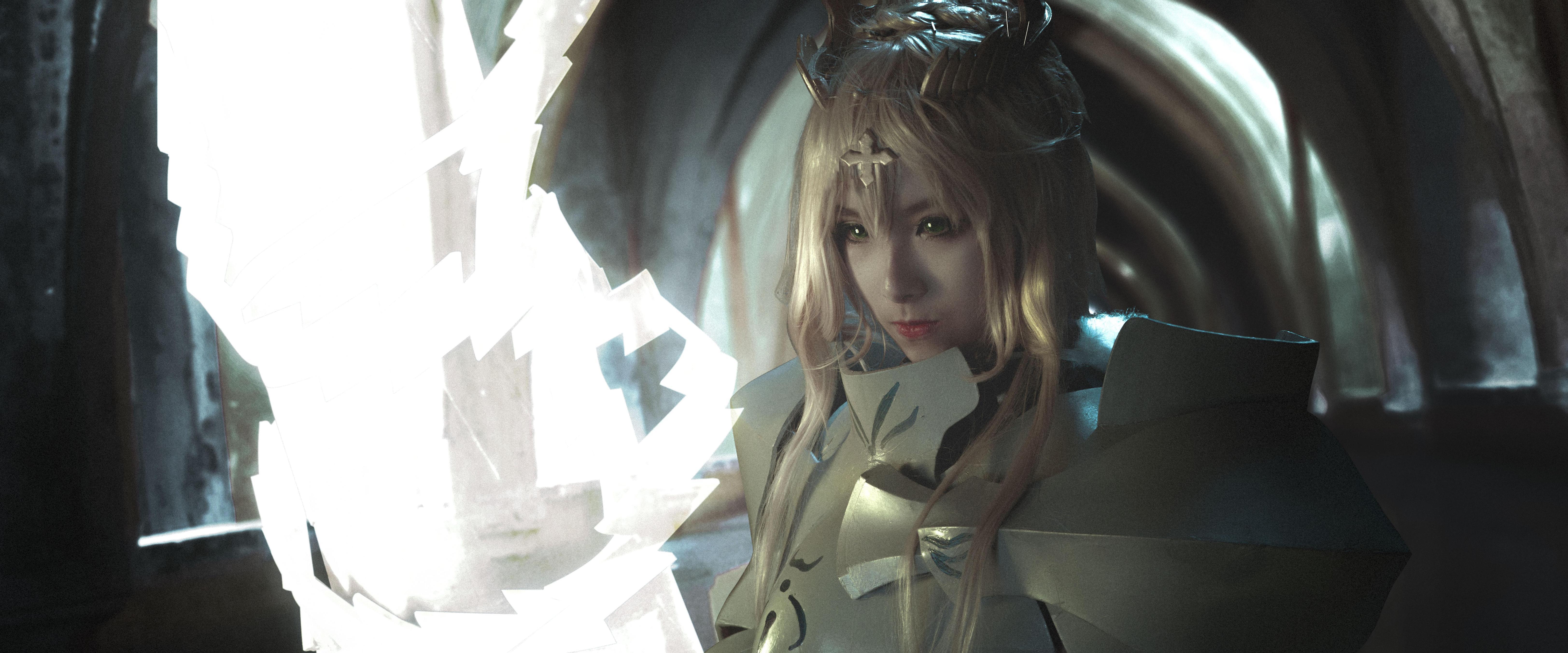 《FATE/ZERO》正片cosplay【CN:艾斯诺提伽】-第4张