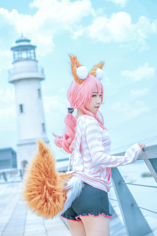 正片cosplay【CN:夜咲不是夜宵】-第8张