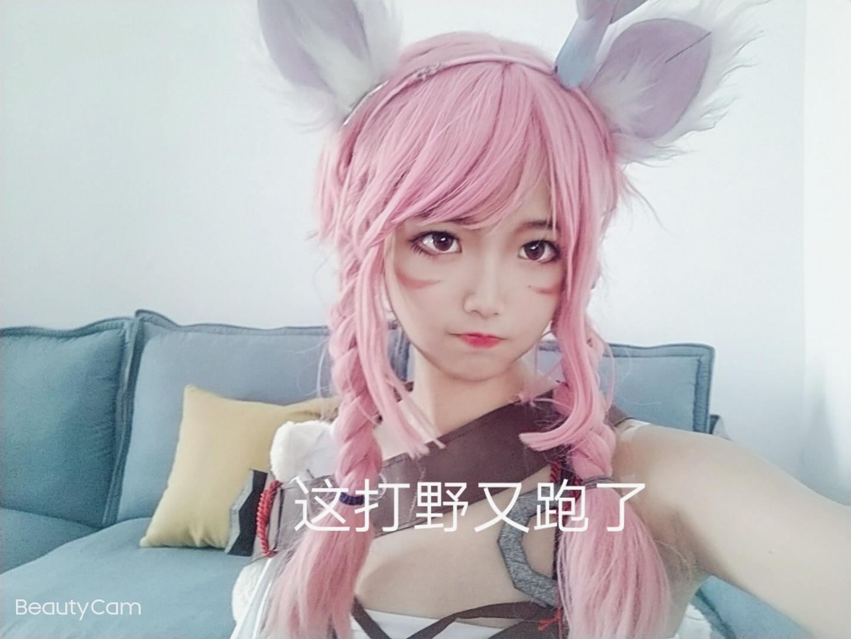《王者荣耀》试妆cosplay【CN:枭枭不是潇潇】-第5张