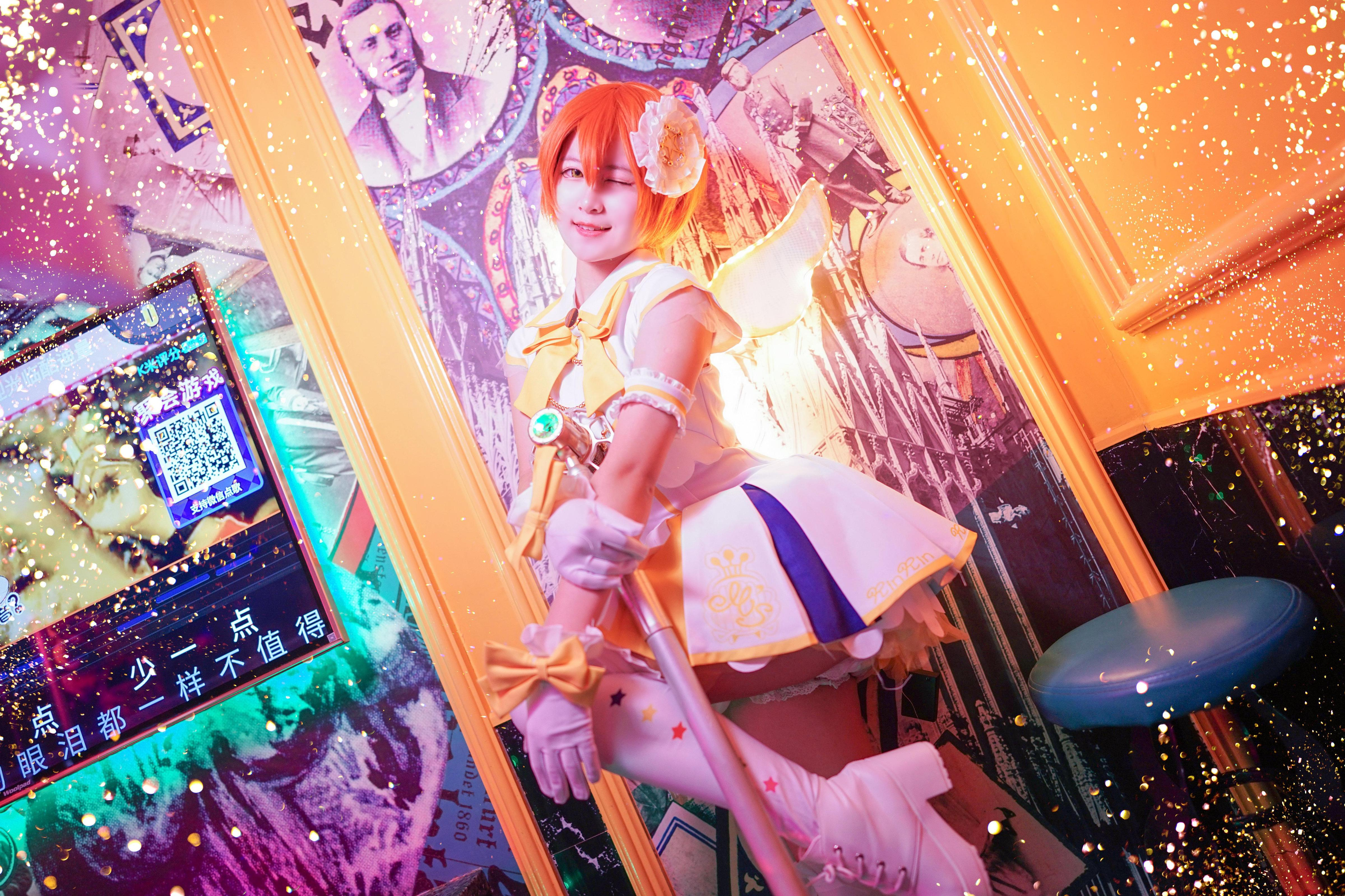 《LOVE LIVE!》少女cosplay【CN:_李笑颜Lee】-第7张