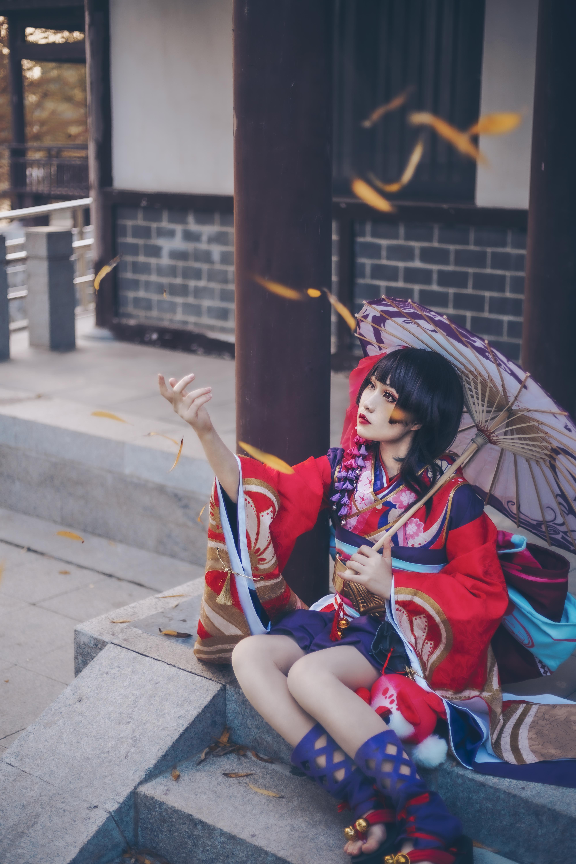雪女cosplay【CN:不会迷路的雪】-第5张