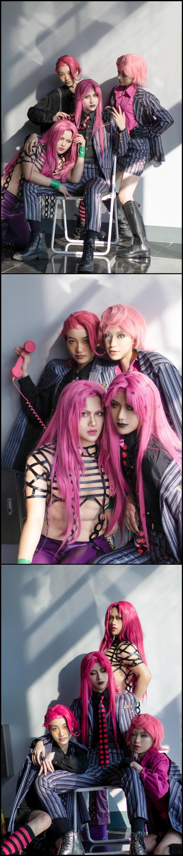 《JOJO的奇妙冒险》漫展cosplay【CN:约拉】-第4张