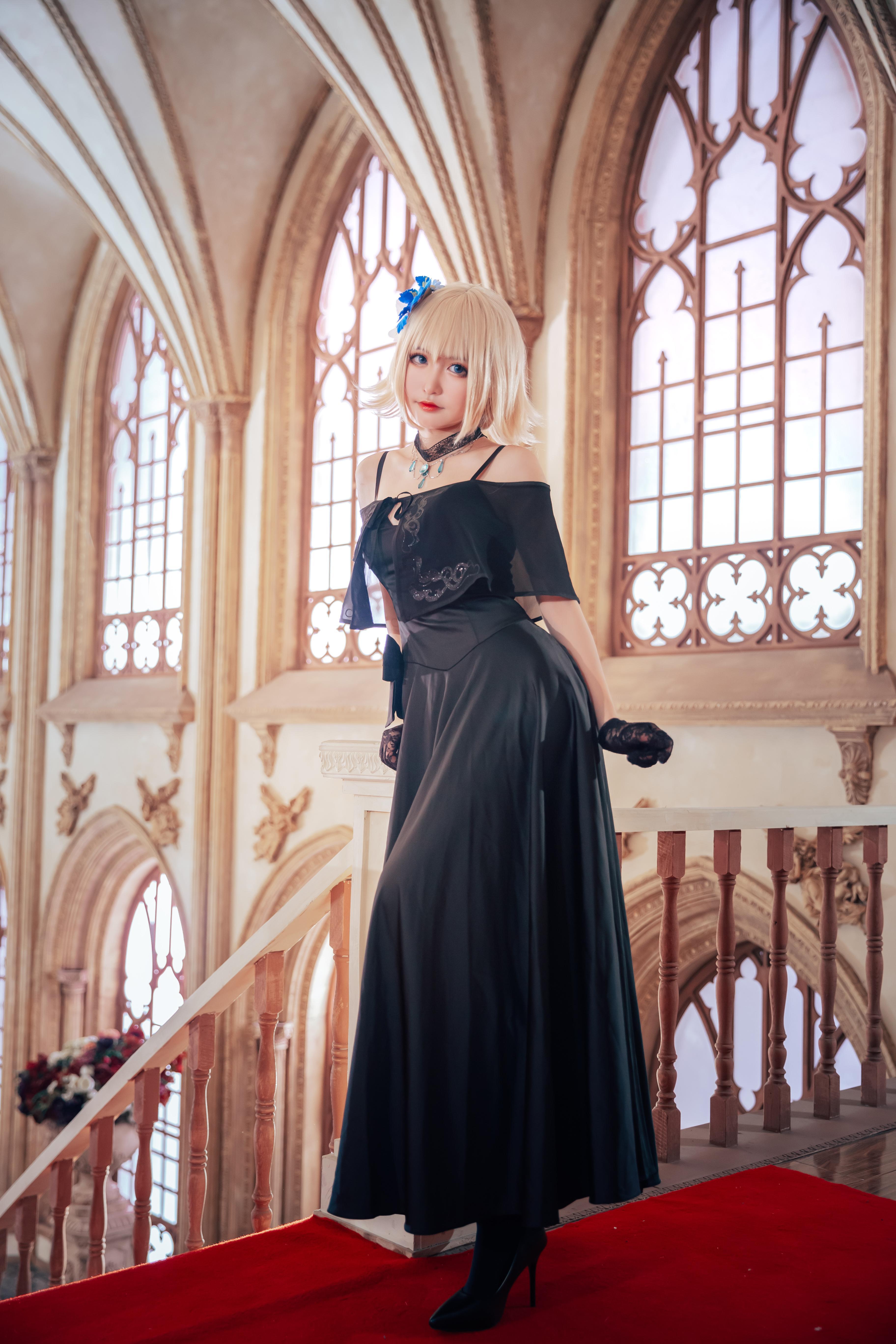 《FATE/GRAND ORDER》正片cosplay【CN:泡泡_Julia】-第10张