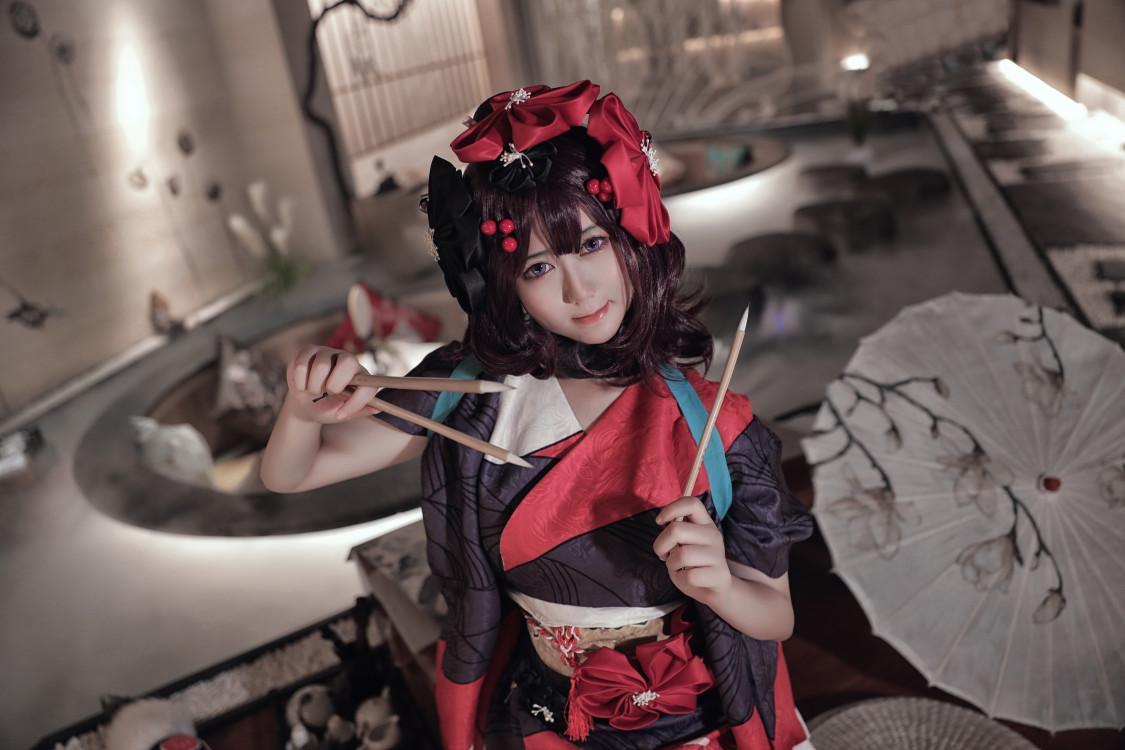 《FATE/GRAND ORDER》正片cosplay【CN:阿克曼欧气满满】-第3张
