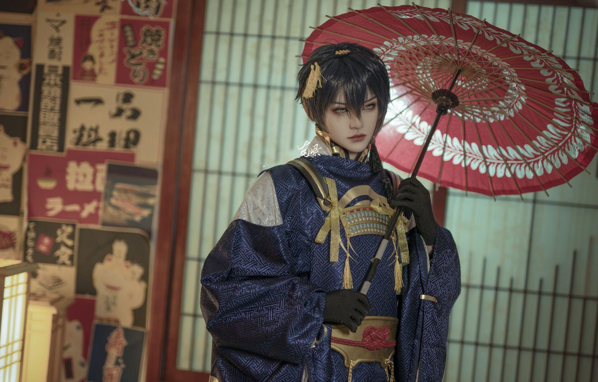 《刀剑乱舞》正片cosplay【CN:南渌Lin】-第1张