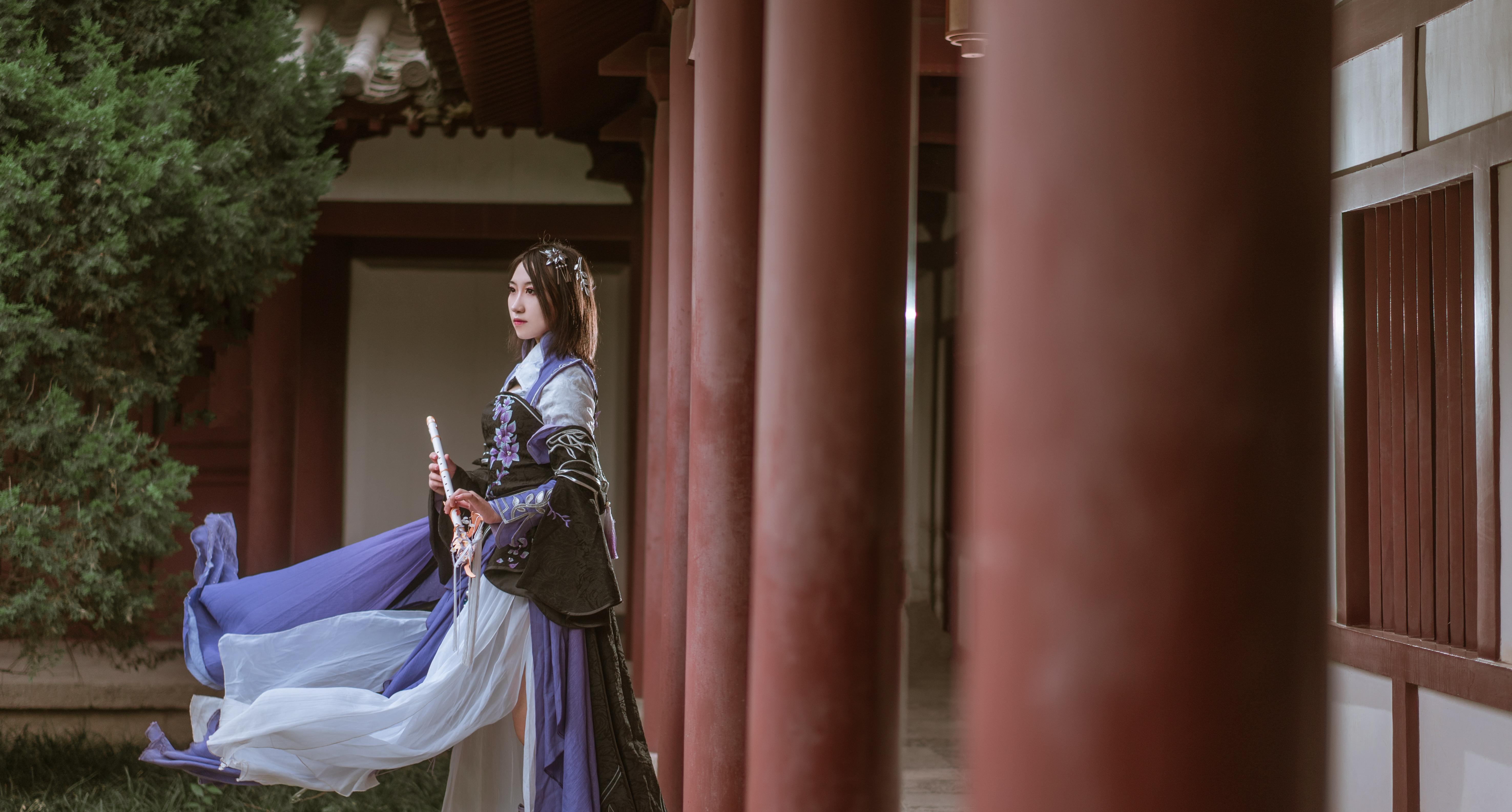 《剑侠情缘网络版叁》剑三cosplay【CN:照烧鸡唧饭】-第9张