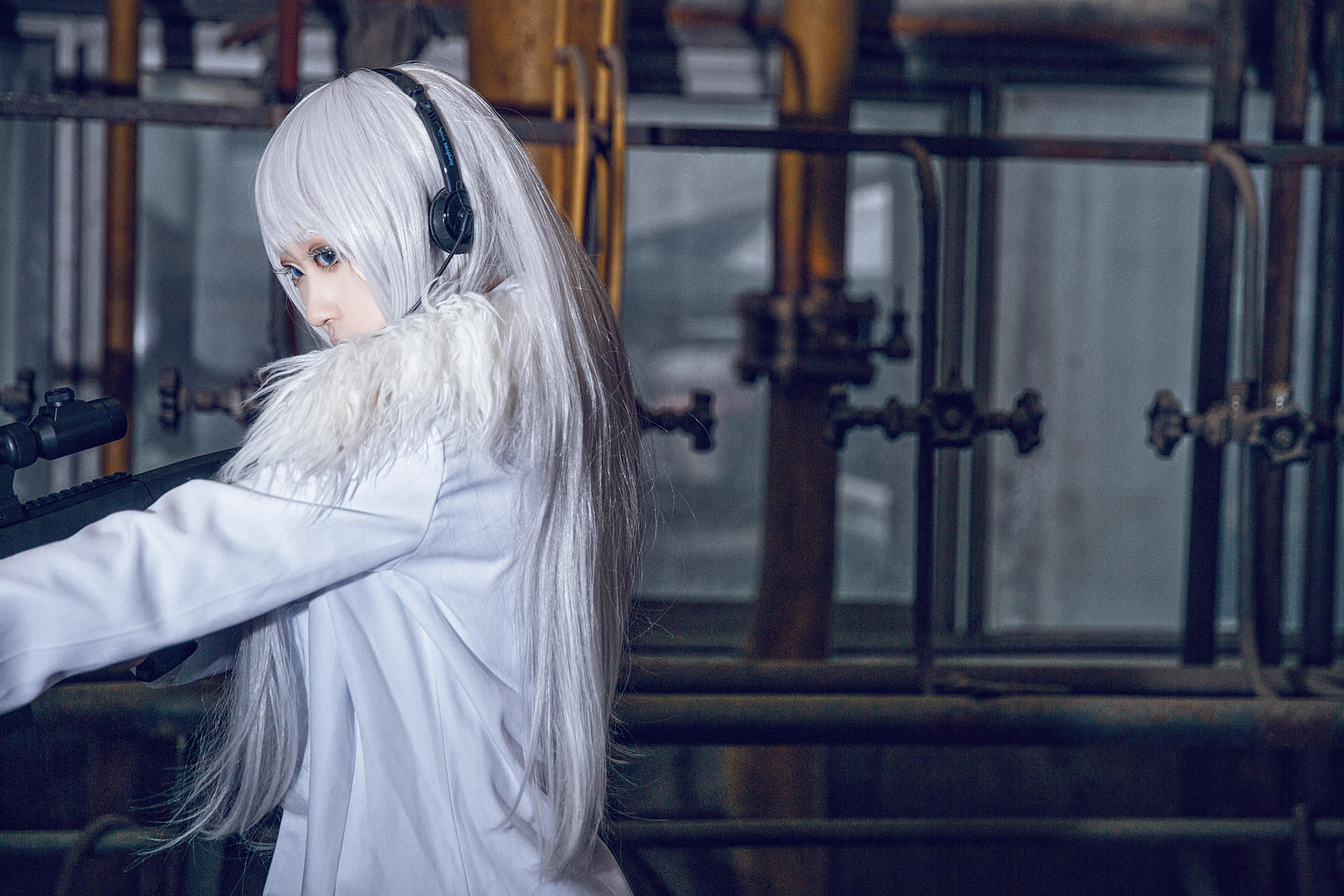 《军火女王》战士cosplay【CN:追追追追_追马】-第5张