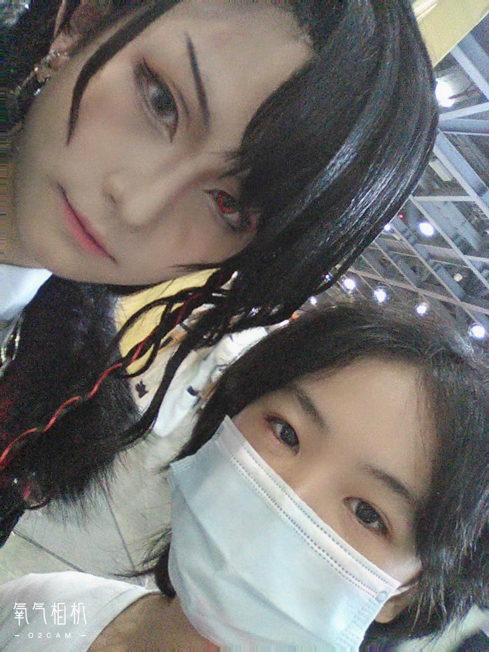 广州漫展cosplay【CN:羽九_kiki】-第3张