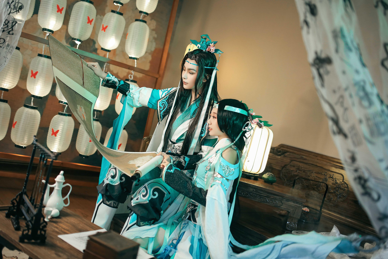 剑网三cosplay【CN:东城为神】-第8张