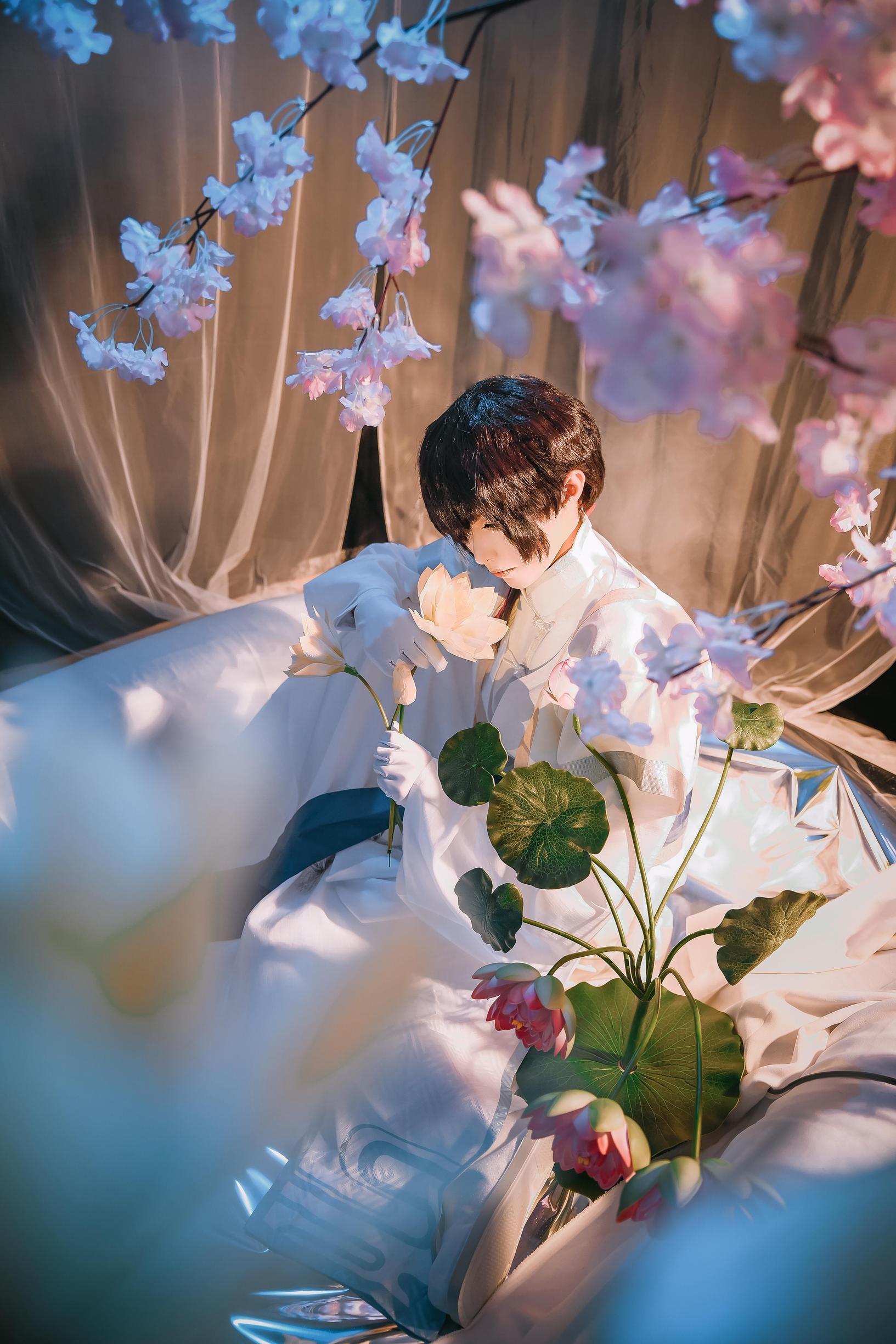 《文豪野犬》文豪野犬太宰治cosplay【CN:bab工作室啵比】-第9张