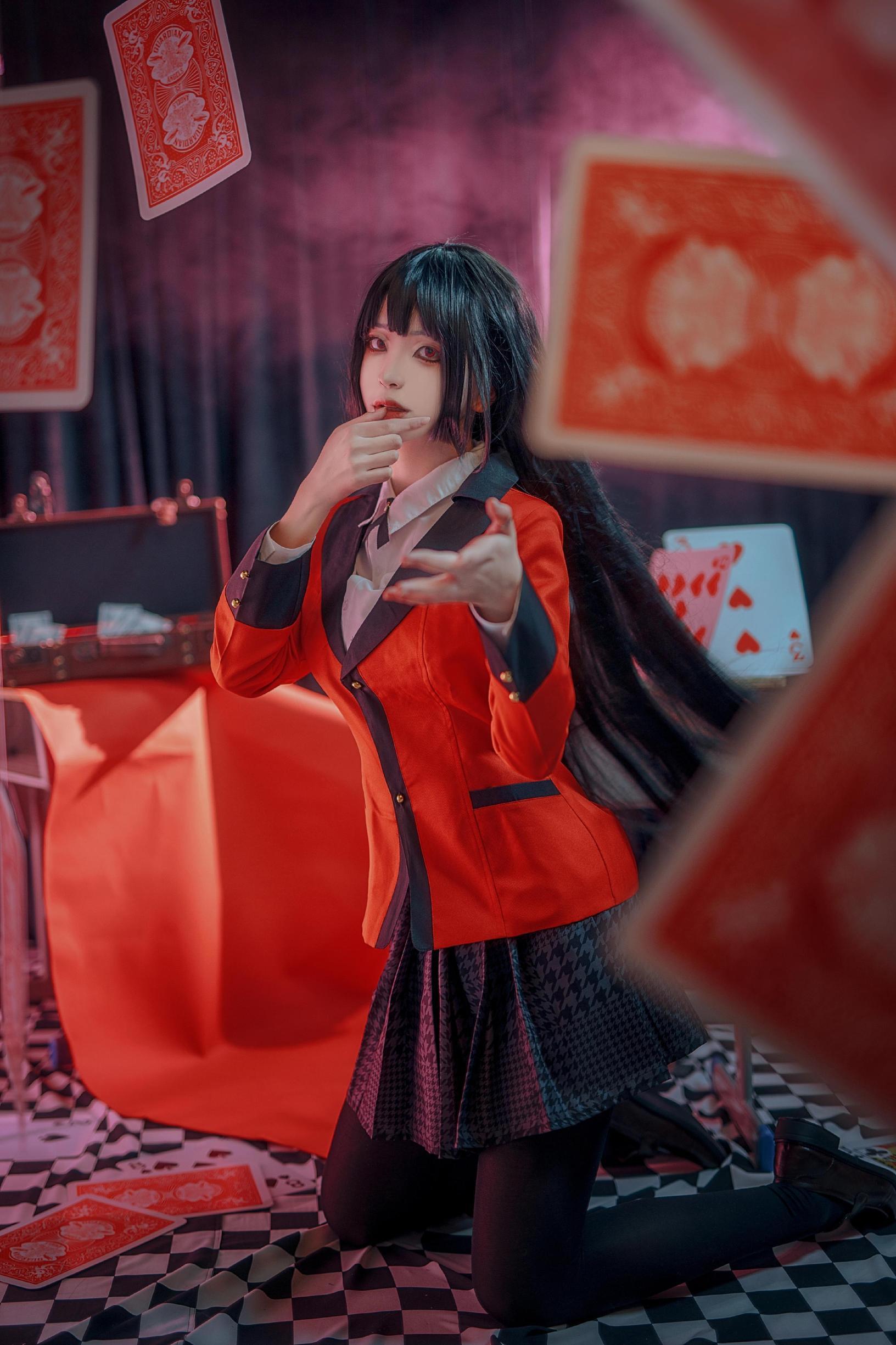 《狂赌之渊》正片cosplay【CN:溯溯_saga】-第5张