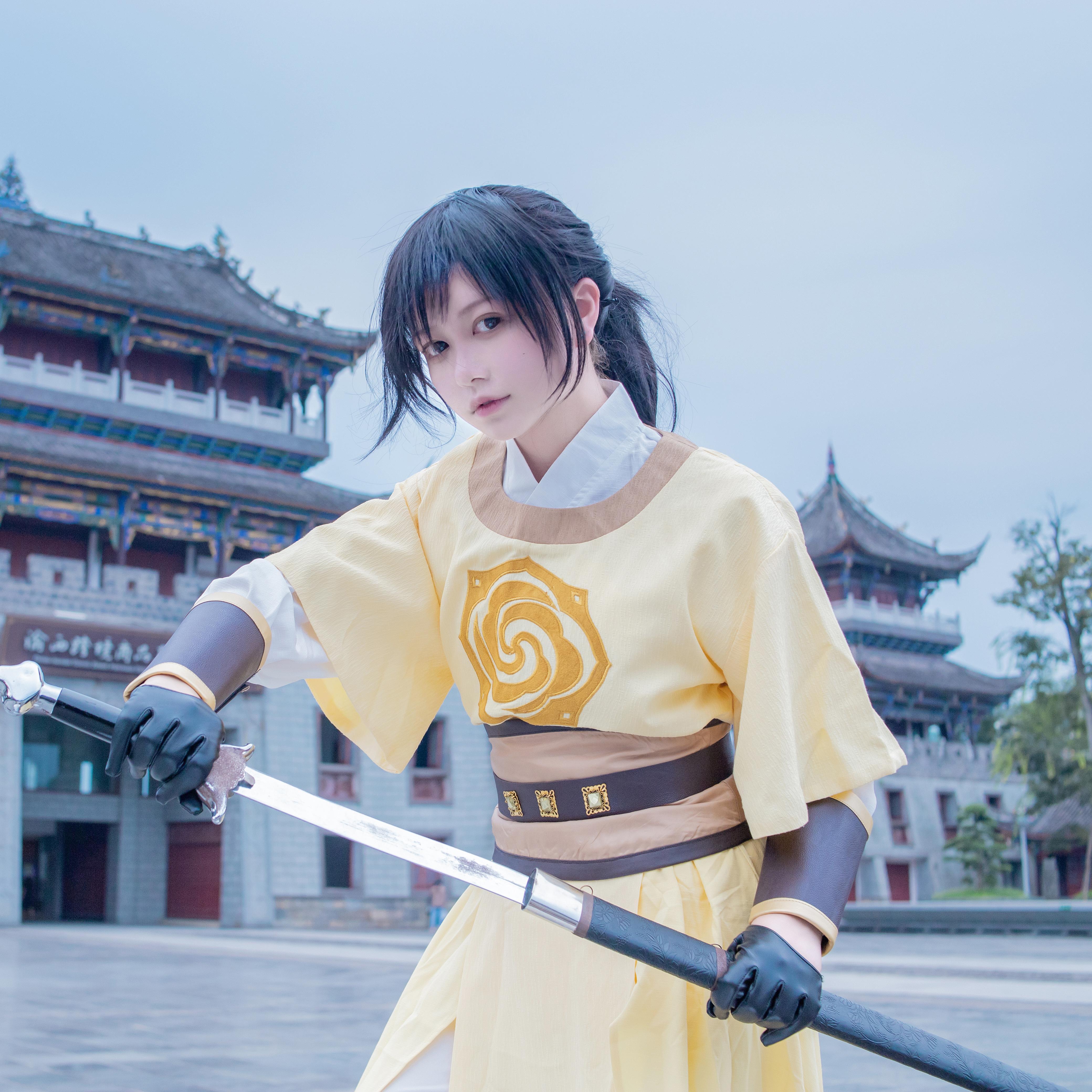 《魔道祖师》薛洋cosplay【CN:百里云溪】-第8张