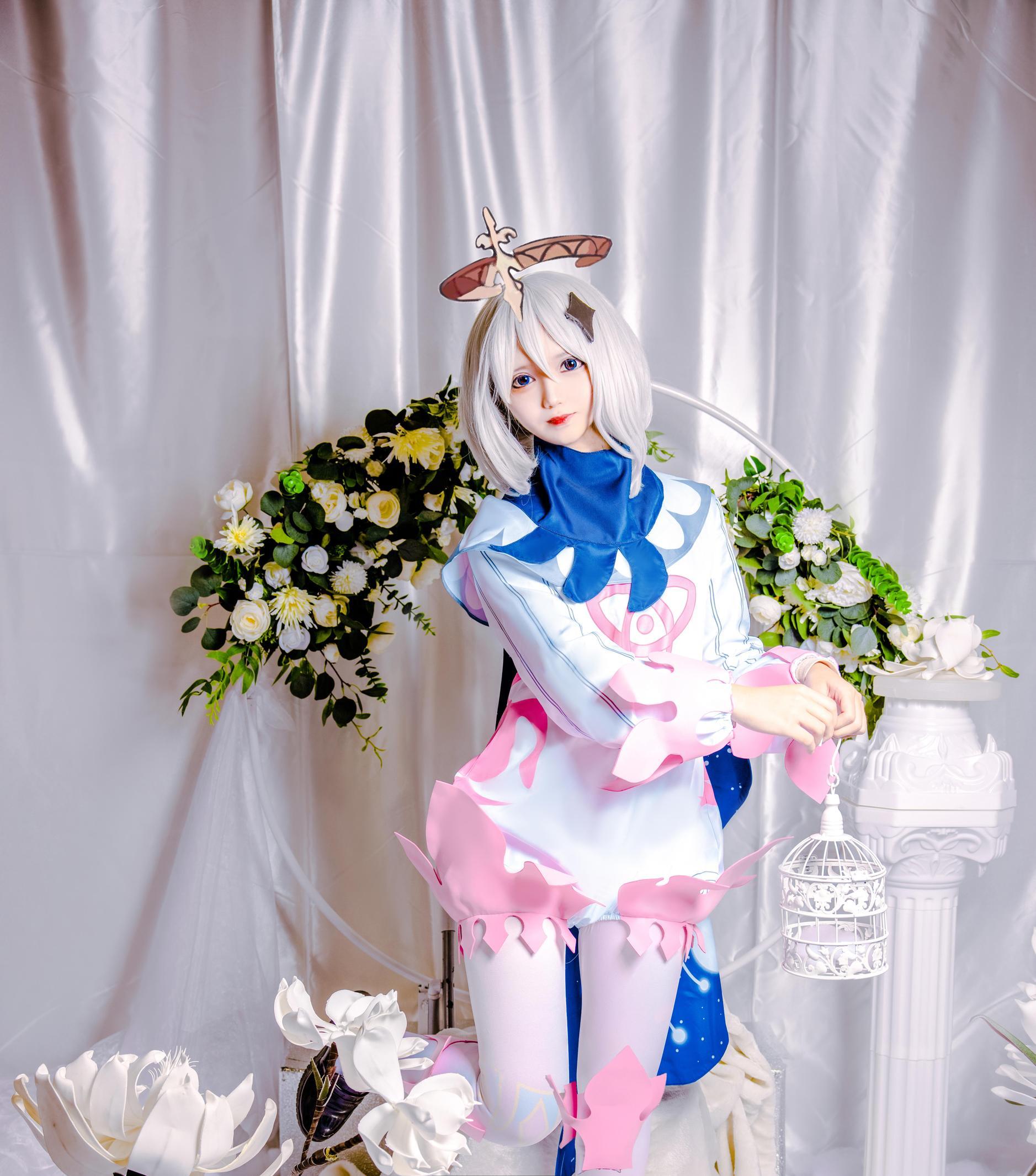 《原神》派蒙cosplay【CN:南千鲤Akirui】-第6张