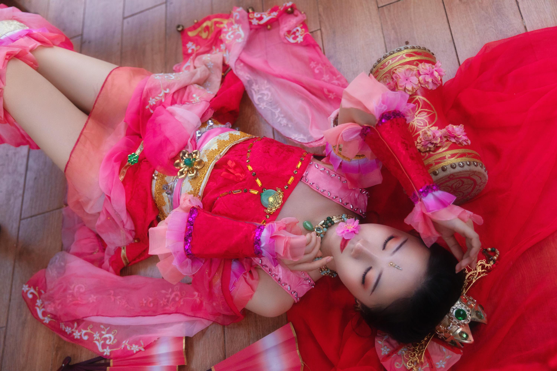 《剑侠情缘网络版叁》游戏cosplay【CN:Serian_莲梓什锦酱】-第5张