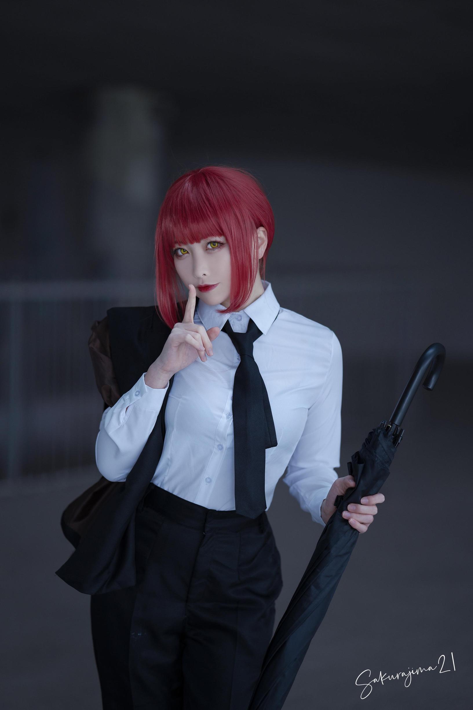 美女cosplay【CN:樱岛嗷一】-第10张