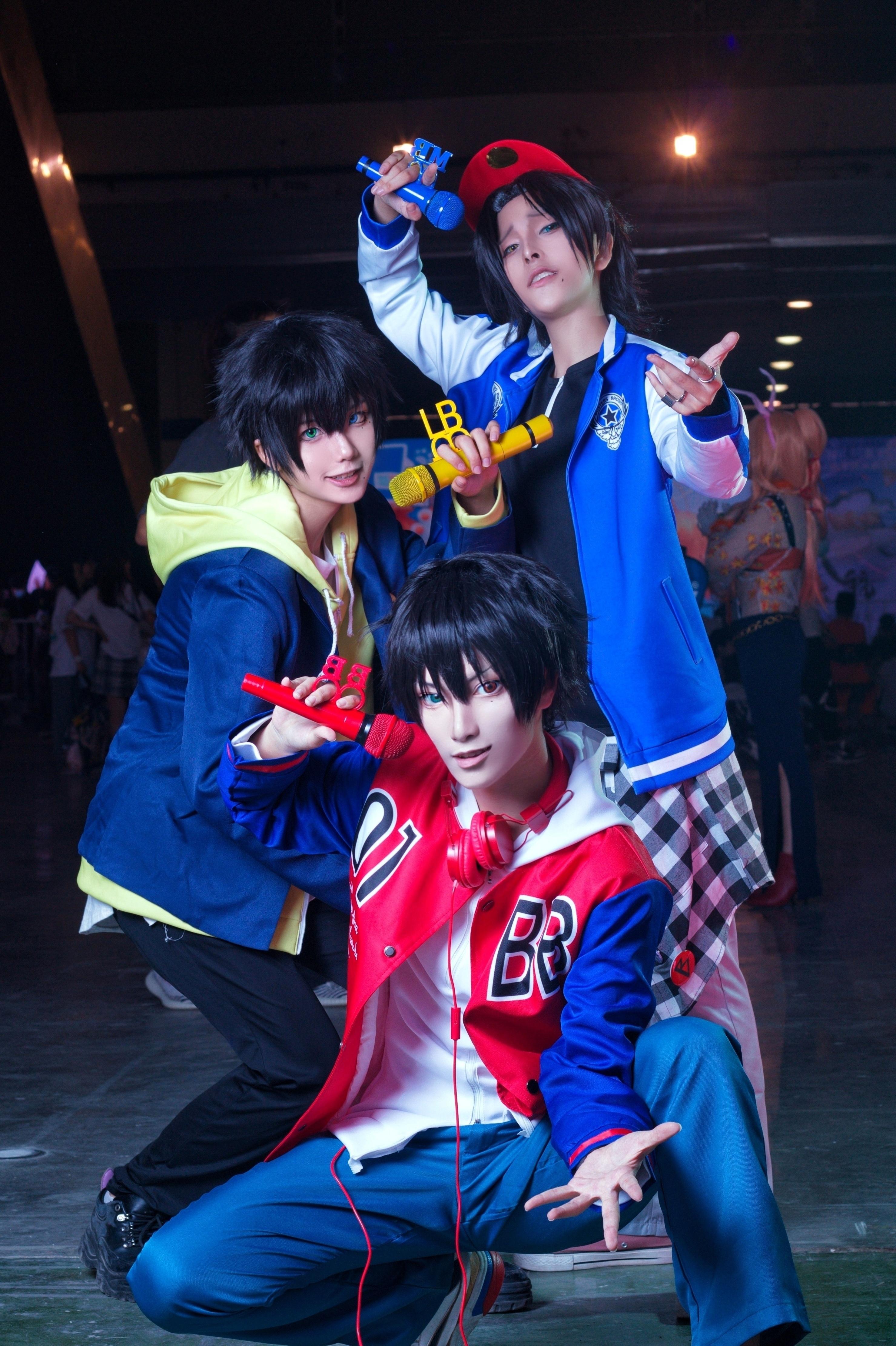 《ヒプノシスマイク》漫展cosplay【CN:Veron.公子白】-第4张