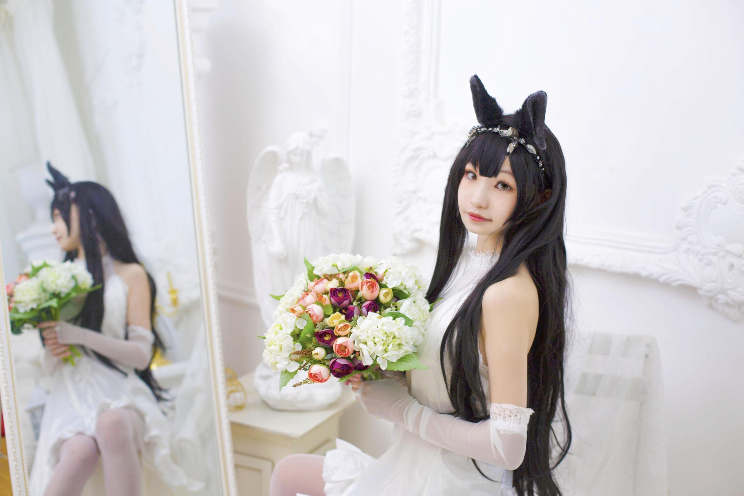 《碧蓝航线》正片cosplay【CN:宇宙不明蓝樱音w】-第23张