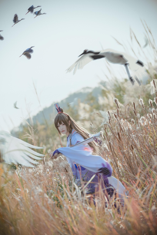 《食物语》正片cosplay【CN:梓烨喵】-第18张