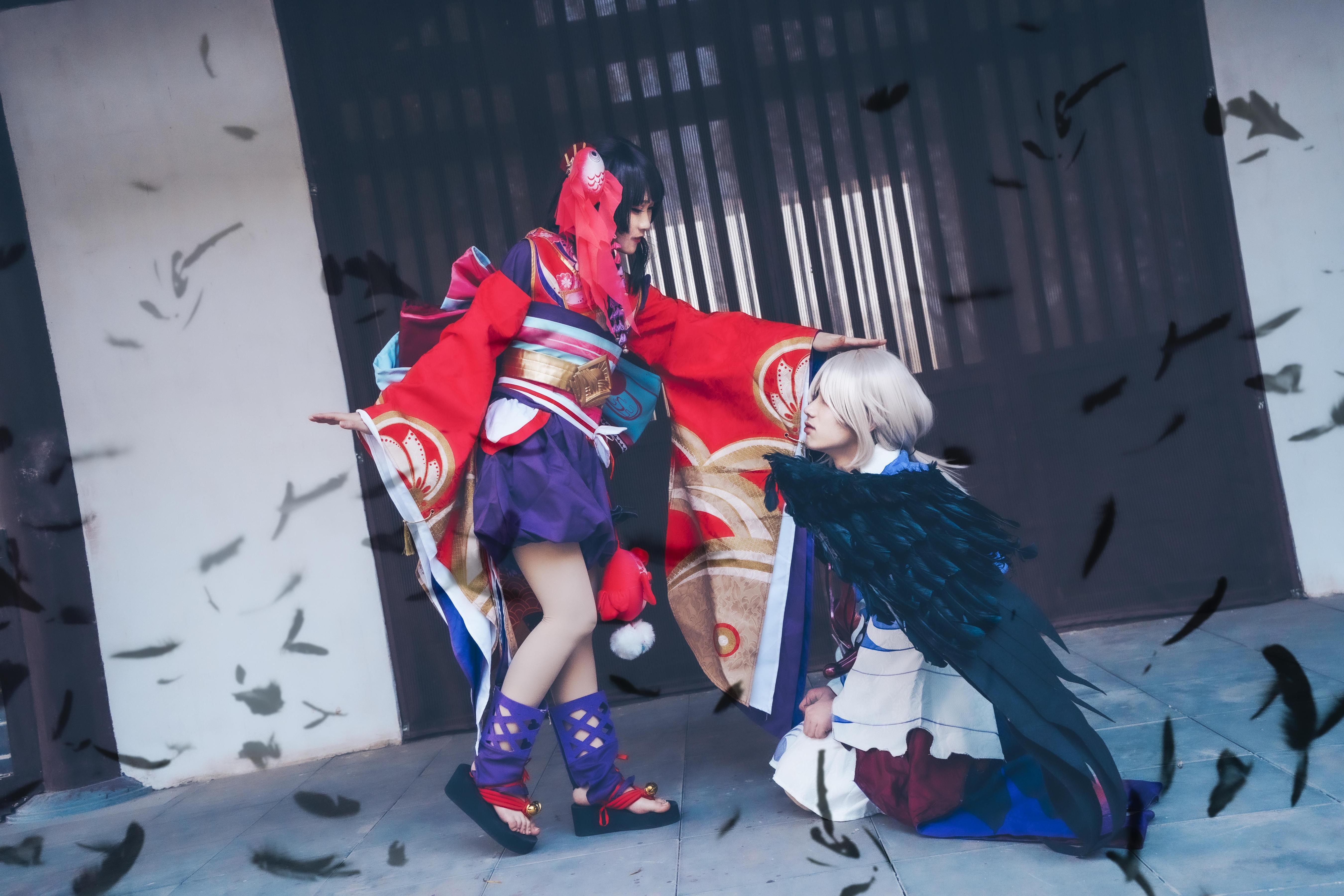 雪女cosplay【CN:不会迷路的雪】-第8张