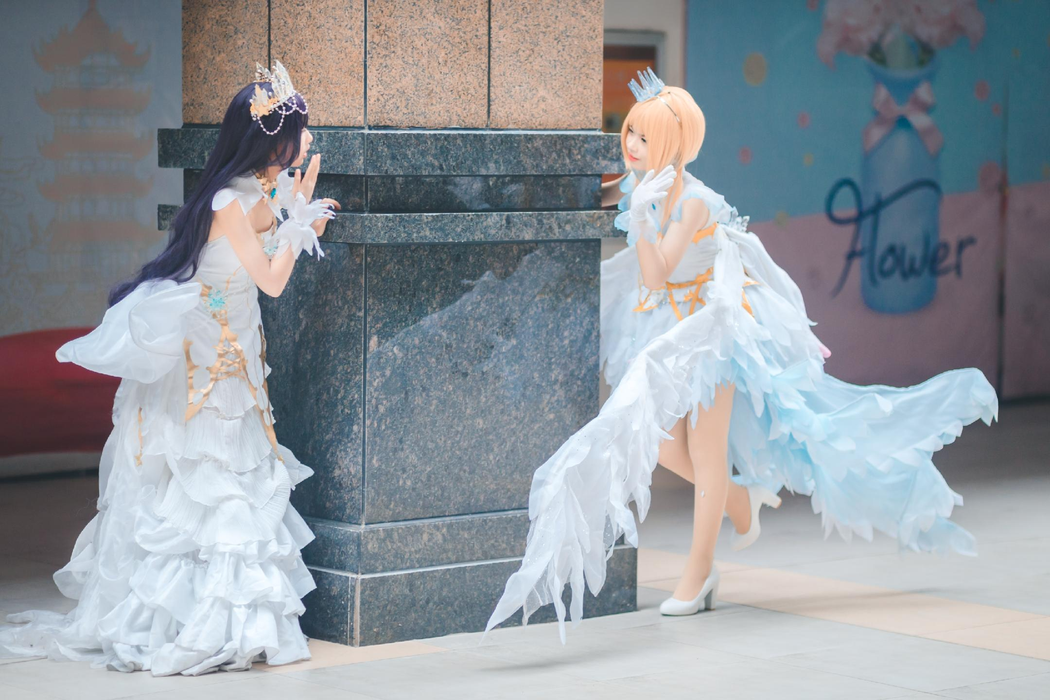 《魔卡少女樱》漫展cosplay【CN:这里沫梓】-第10张