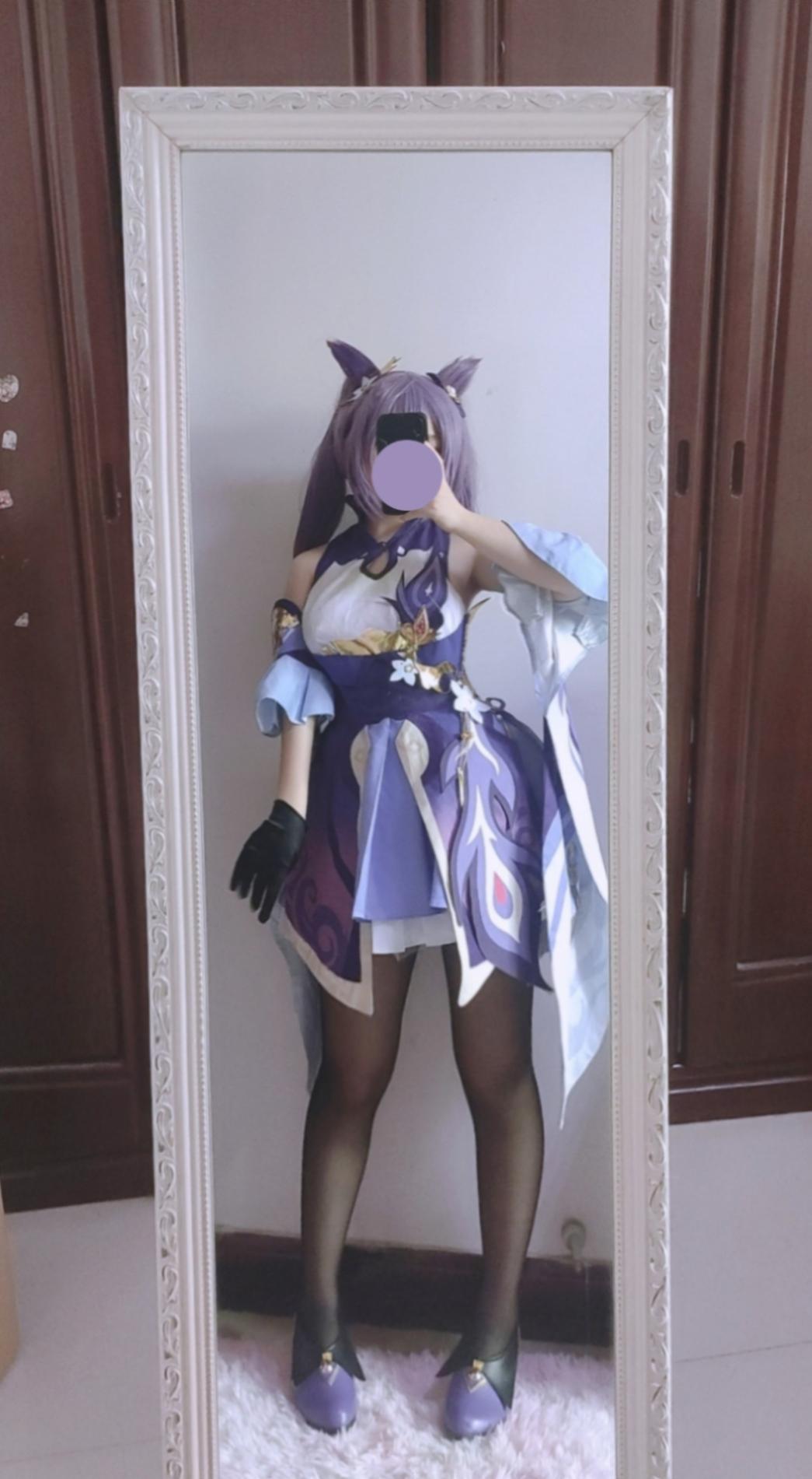 《原神》游戏cosplay【CN:哩咚隆咚锵】-第1张