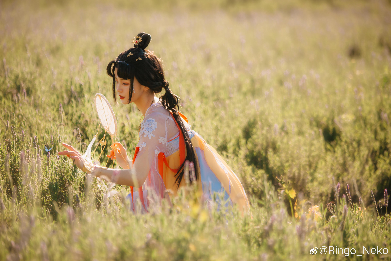 《天涯明月刀OL》正片cosplay【CN:三白在努力产粮】-第9张