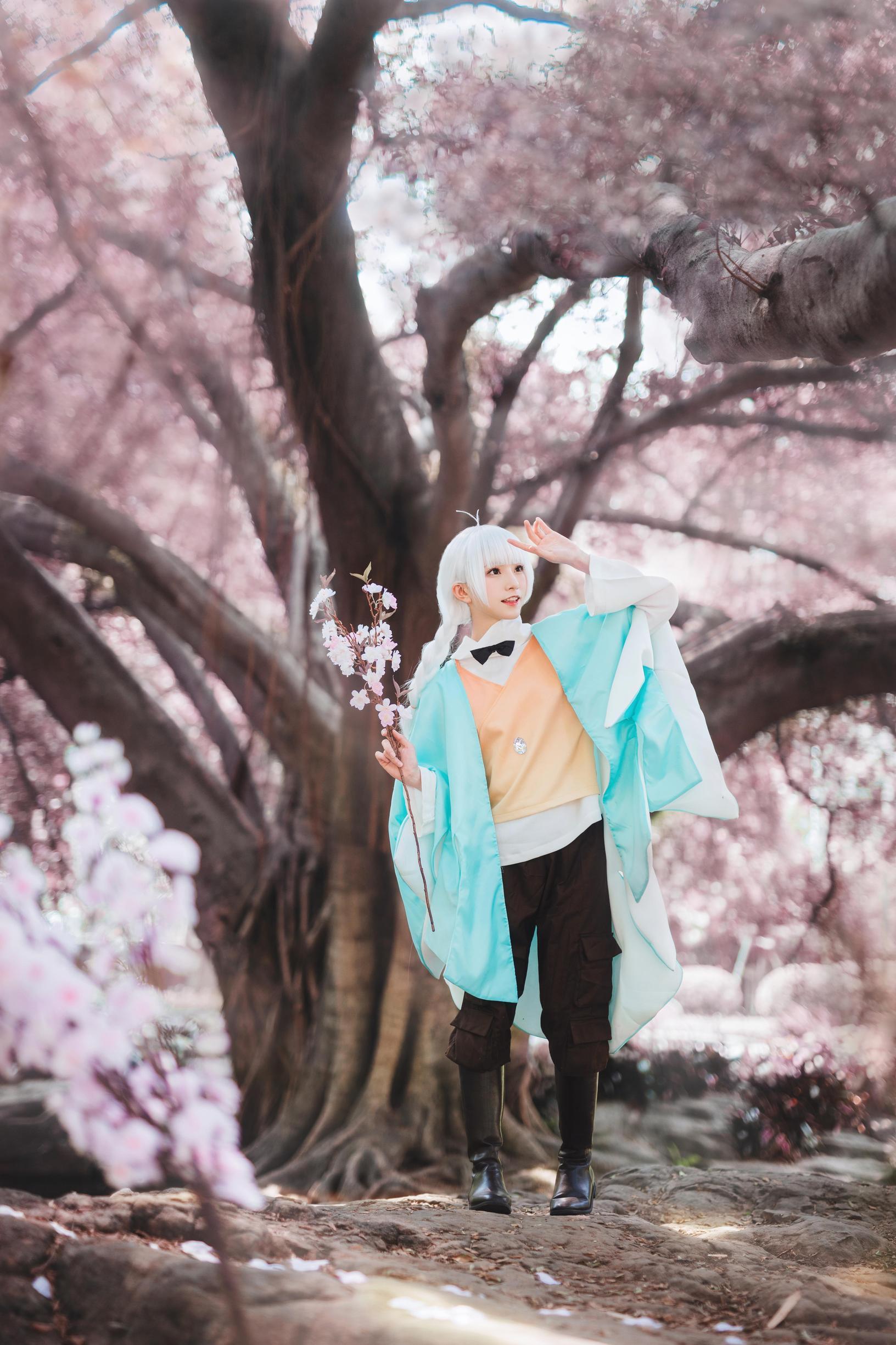 游戏cosplay【CN:Kitaro_绮太郎】-第6张