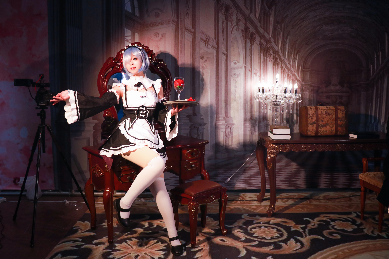 蕾姆cosplay【CN:茕欢】-第3张