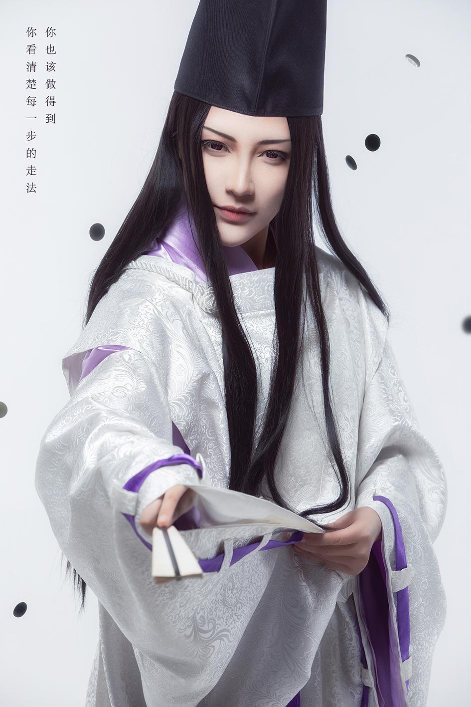 《棋魂》正片cosplay【CN:阿佐】-第8张