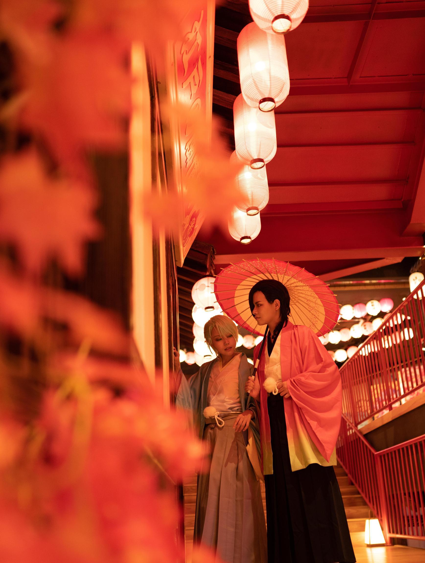 红雀cosplay【CN:芸隱】-第12张