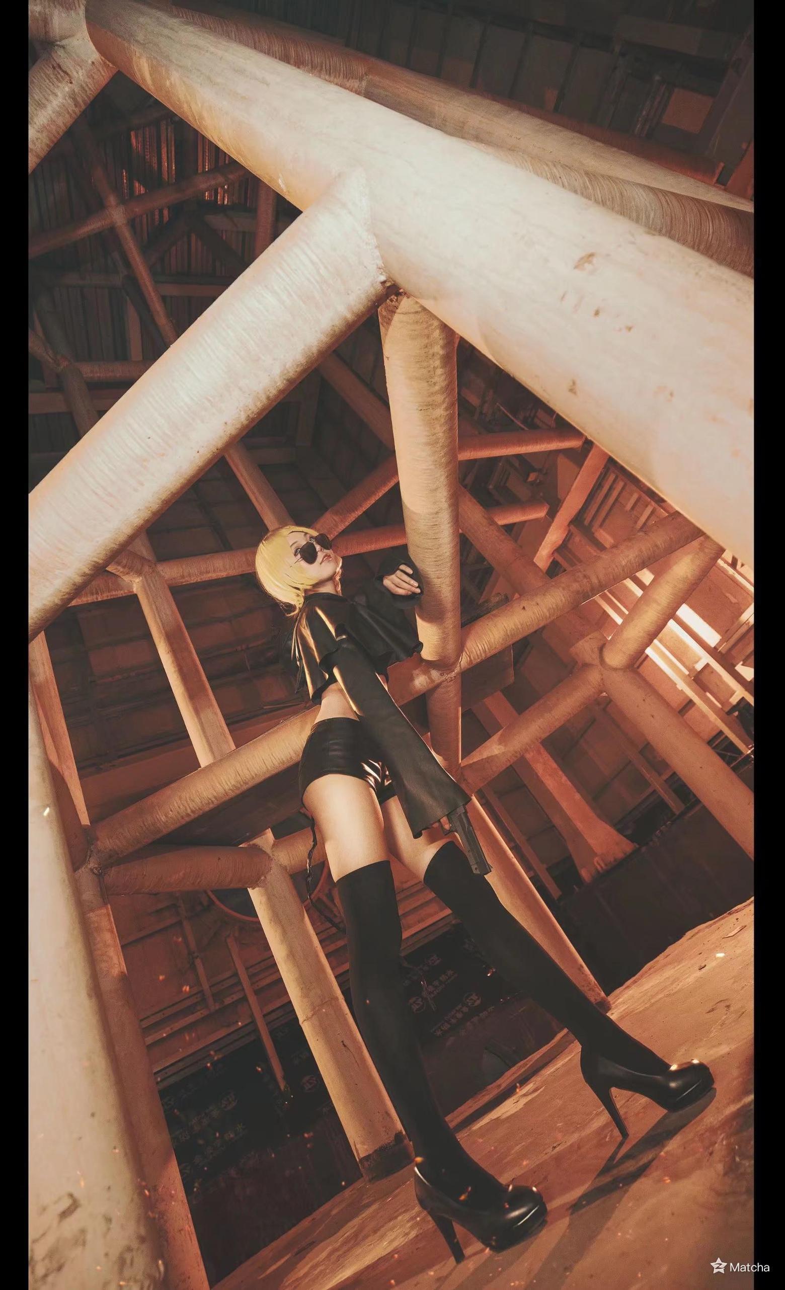 正片cosplay【CN:Matcha末荼】-第7张