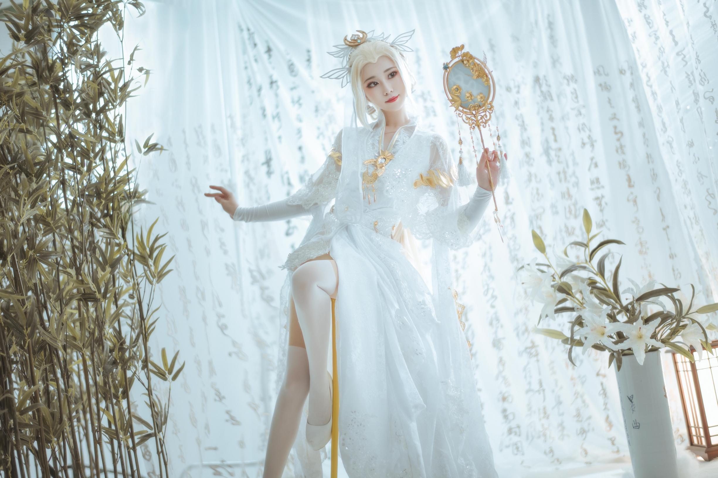 《剑侠情缘网络版叁》游戏cosplay【CN:猴爷】-第3张