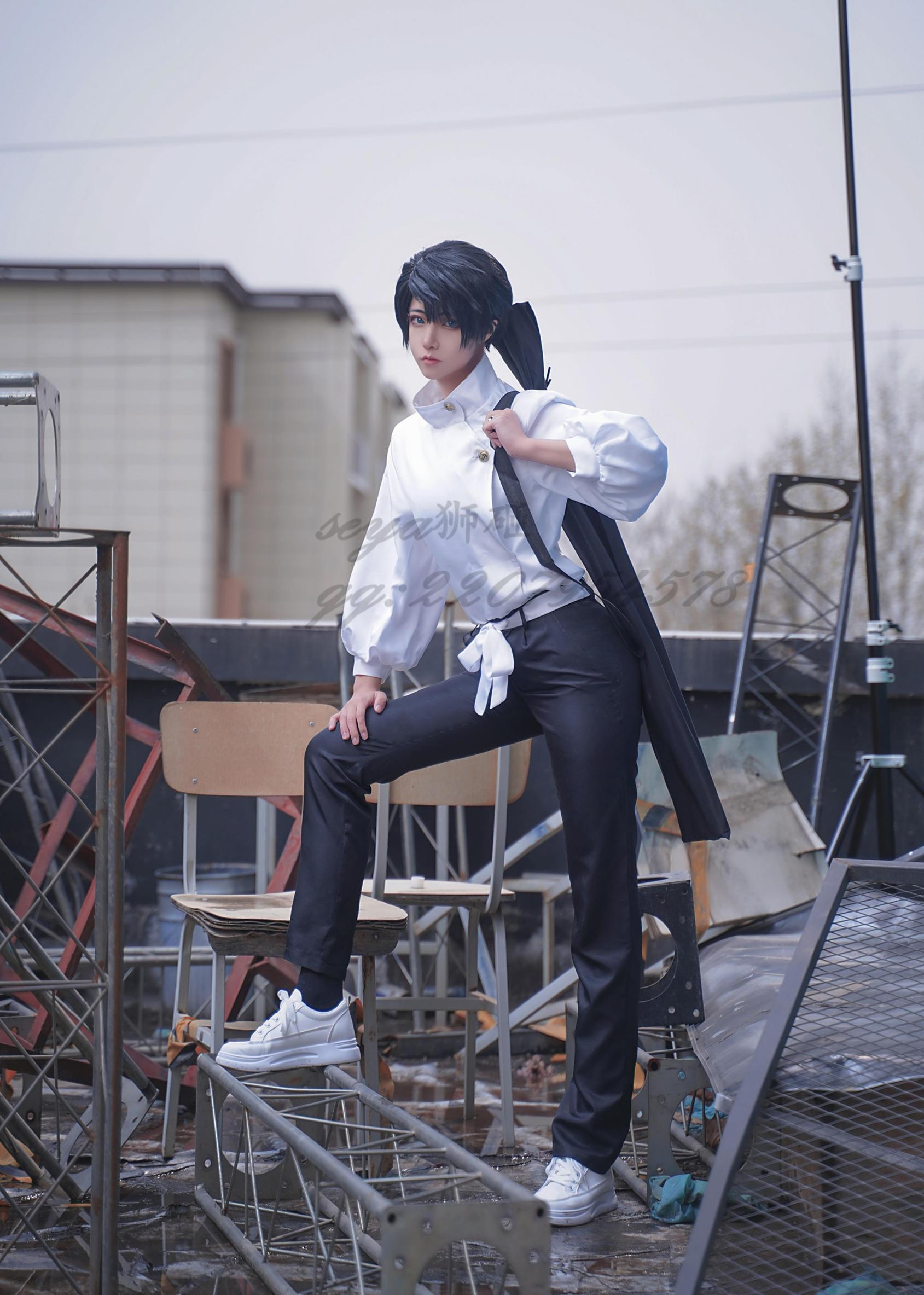 《咒术回战》正片cosplay【CN:seya-狮砸砸砸砸砸】-第3张