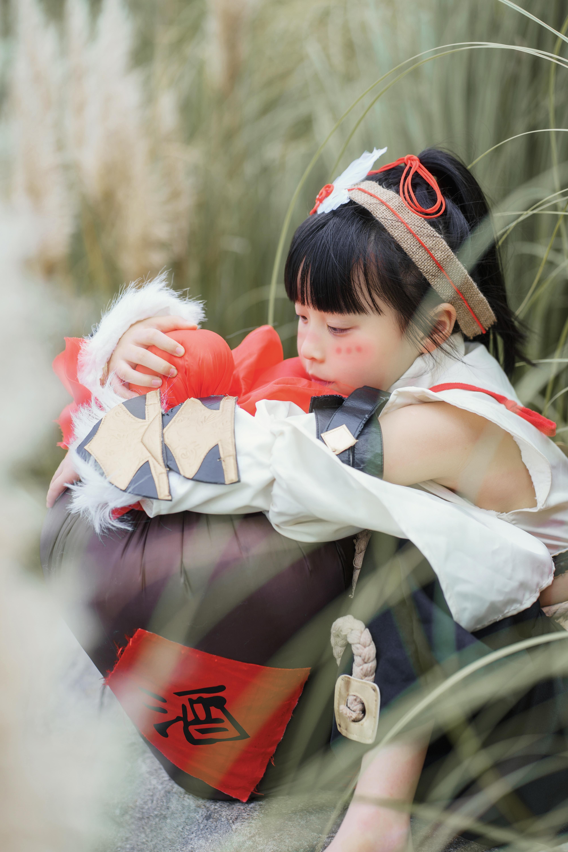 《剑侠情缘网络版叁》丐萝cosplay【CN:猪小糖】-第14张
