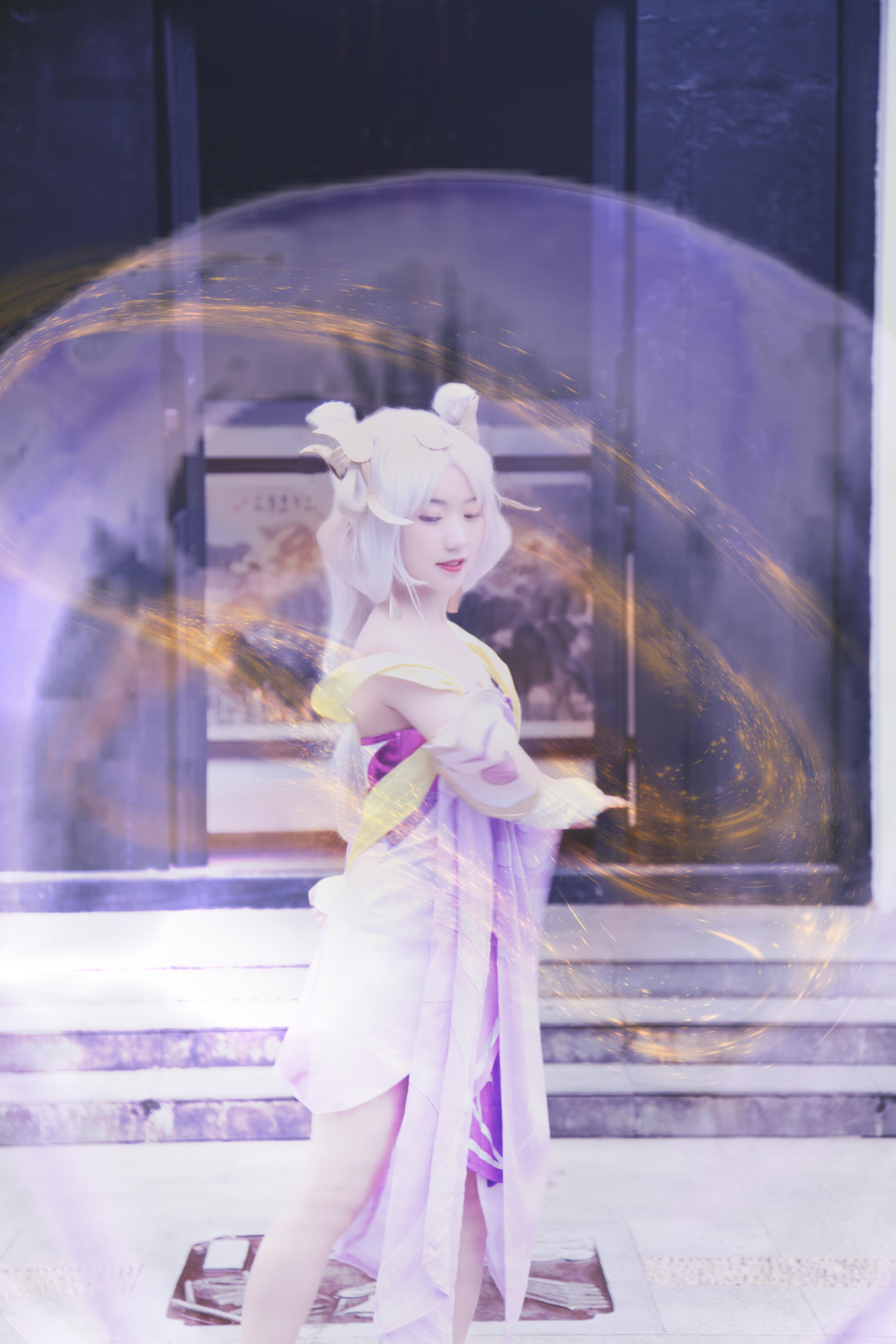 《王者荣耀》美少女cosplay【CN:虞云歌】-第2张