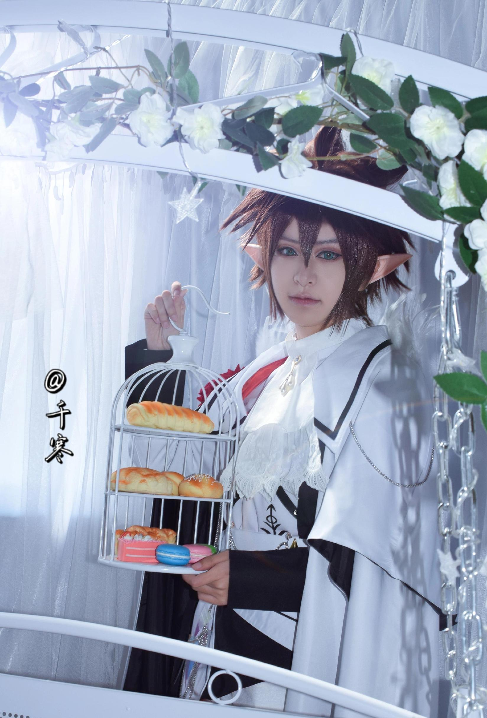 《凹凸世界》漫展cosplay【CN:千寒子】 -cosplay详情页gif图片插图