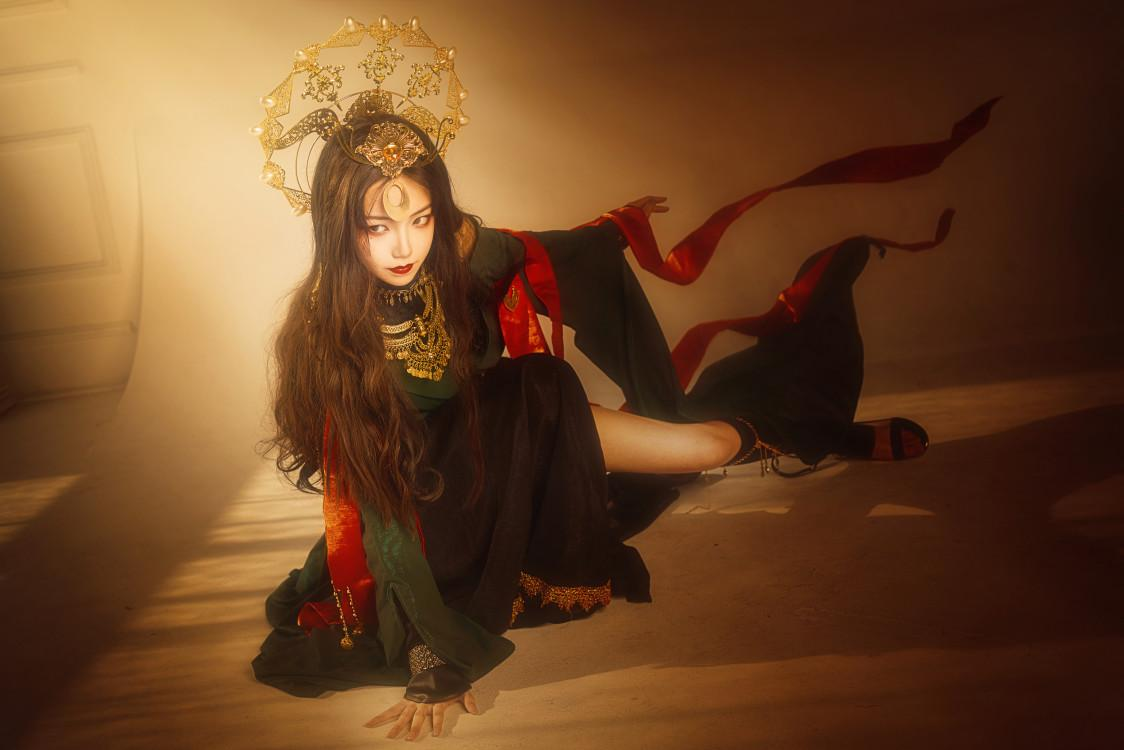 《一梦江湖》游戏cosplay【CN:原年】-第6张