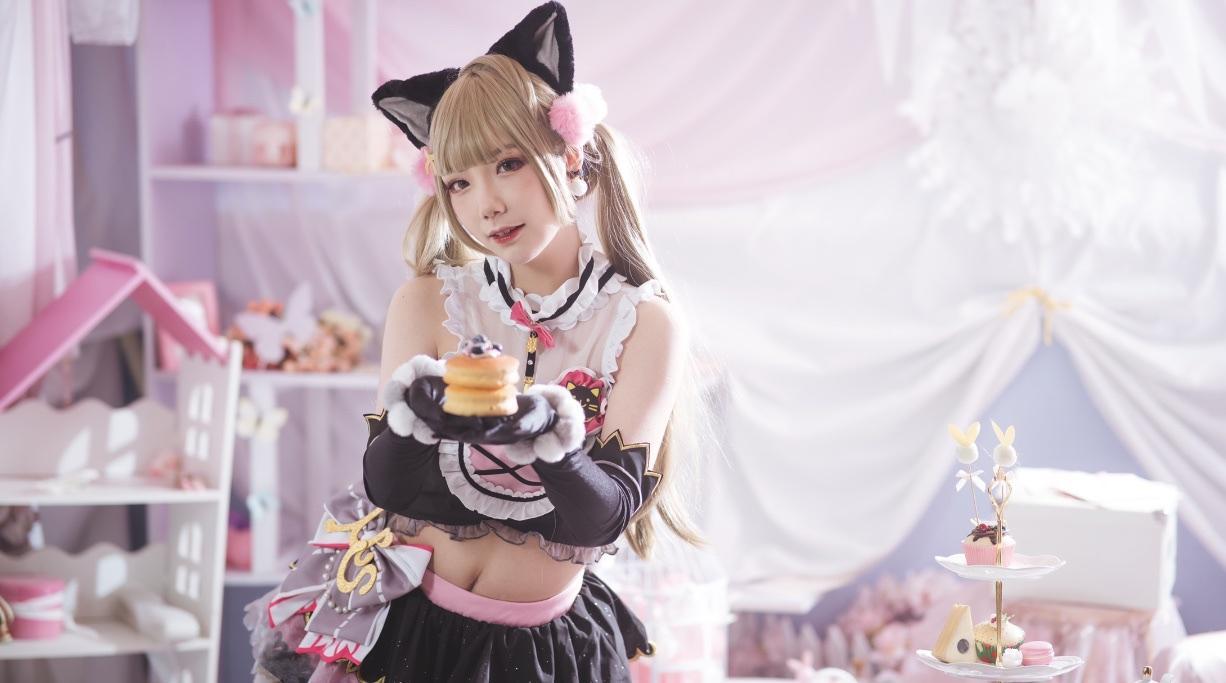 《LOVE LIVE!》女仆cosplay【CN:子玉cc】-第1张