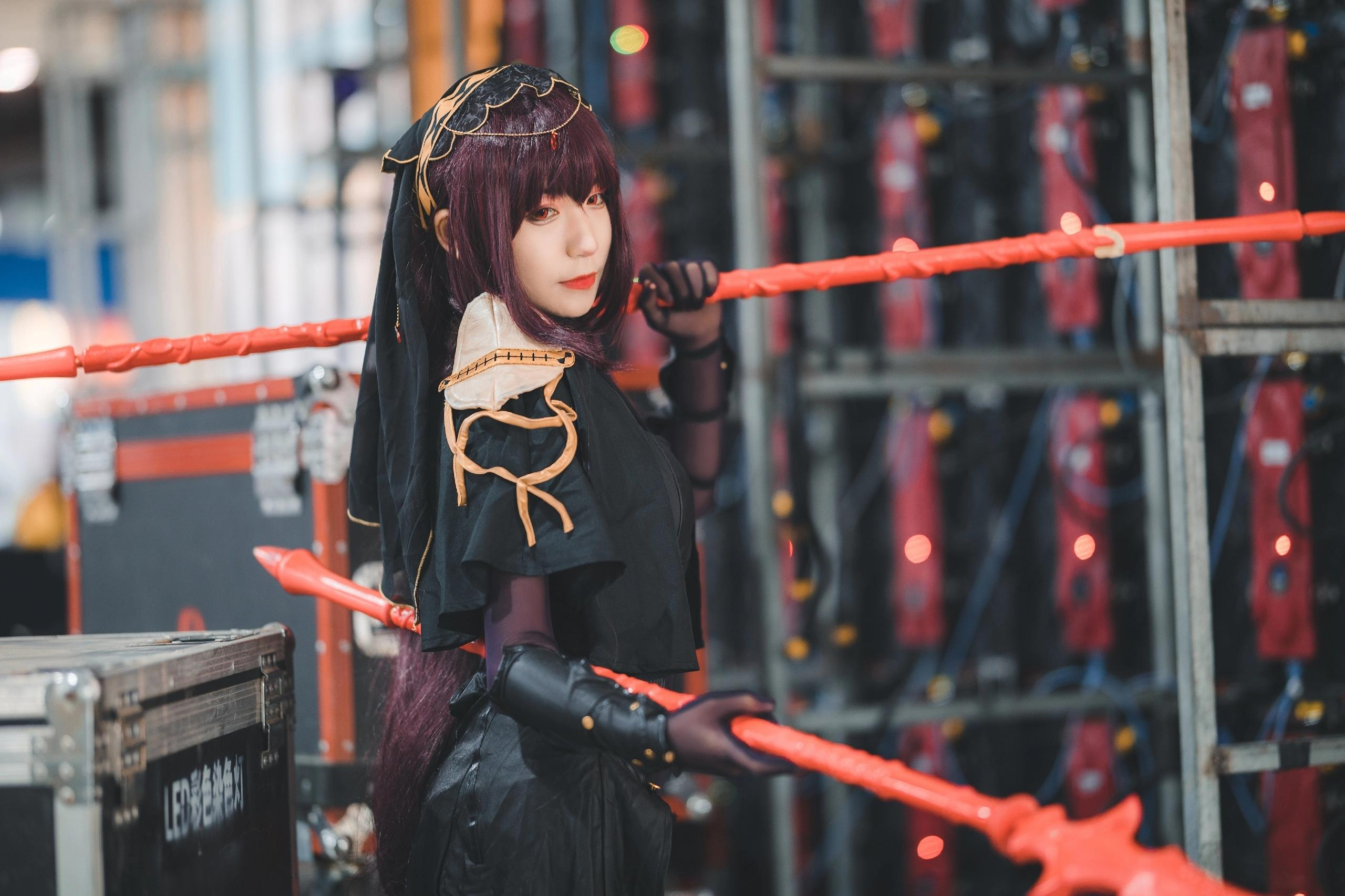 《FATE/GRAND ORDER》漫展cosplay【CN:COSER赤瞳_菌】-第6张