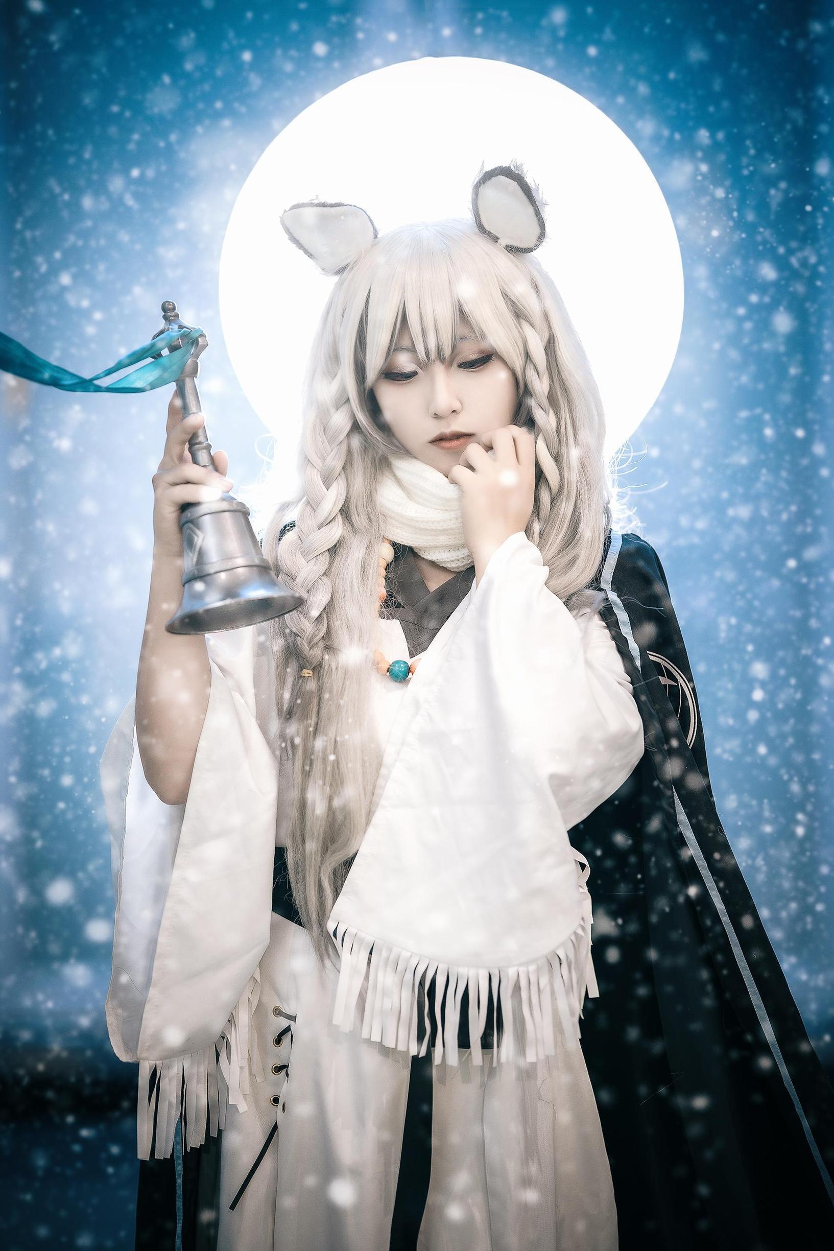 《明日方舟》漫展cosplay【CN:cn小艺】-第2张