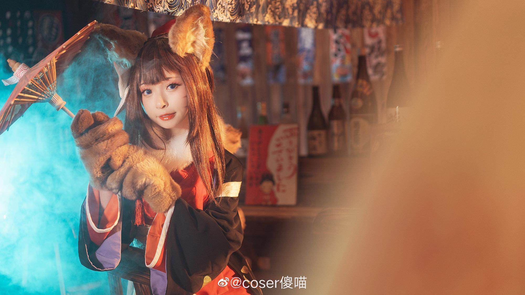 《阴阳师手游》推荐cosplay【CN:coser傻喵】-第3张