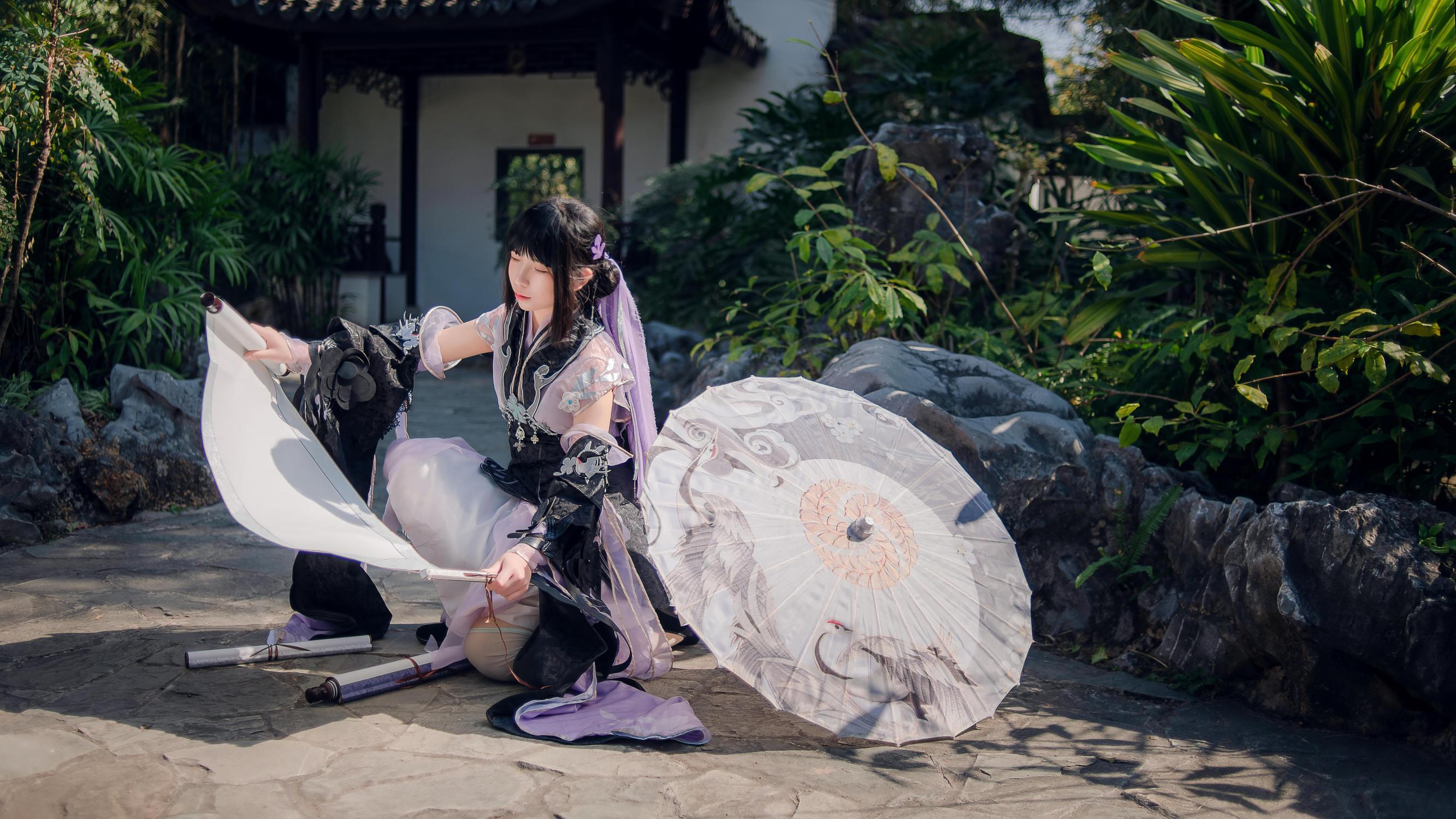 正片cosplay【CN:白溪没吃饱】-第4张