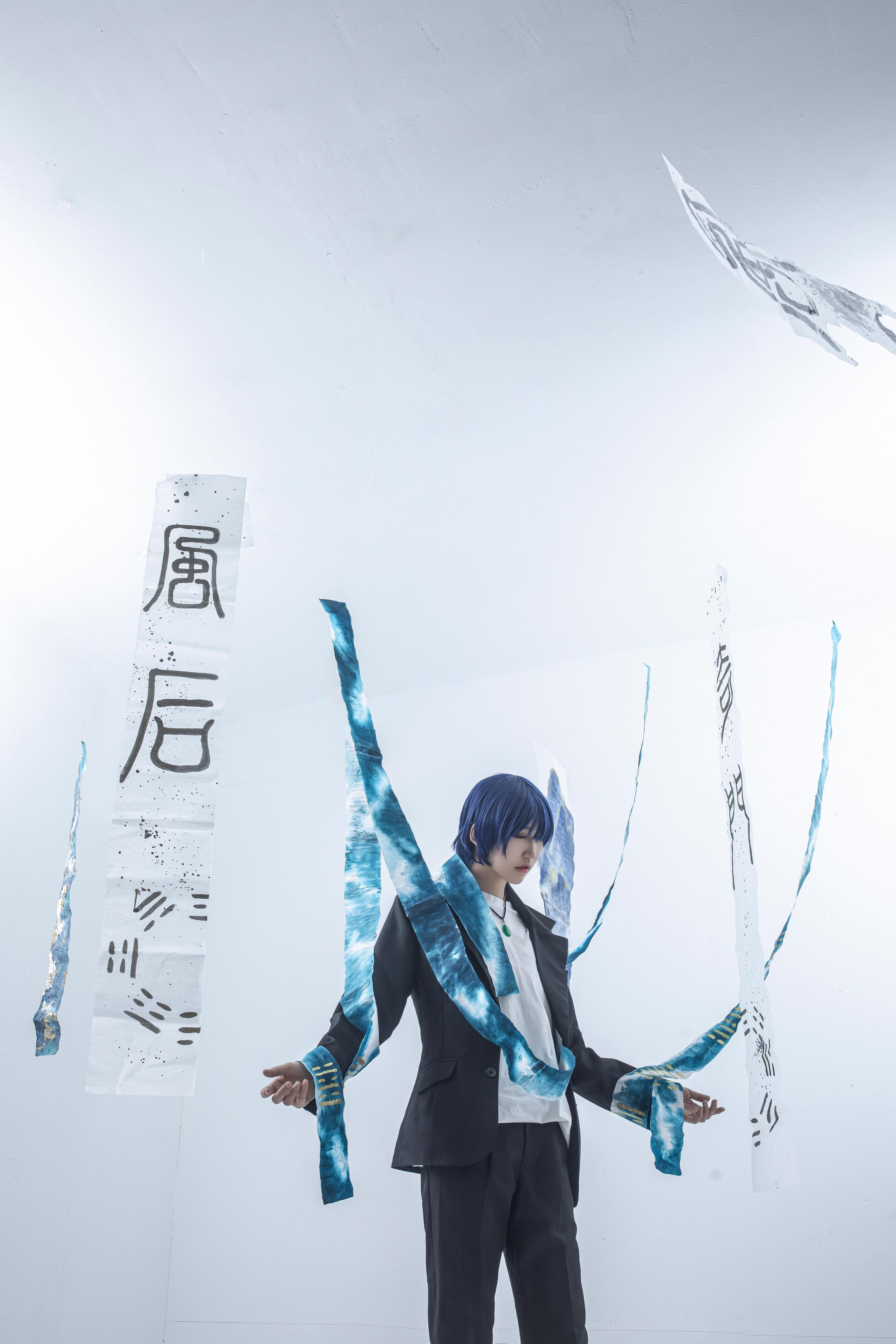 《一人之下》正片cosplay【CN:脑洞清奇的洛】-第8张
