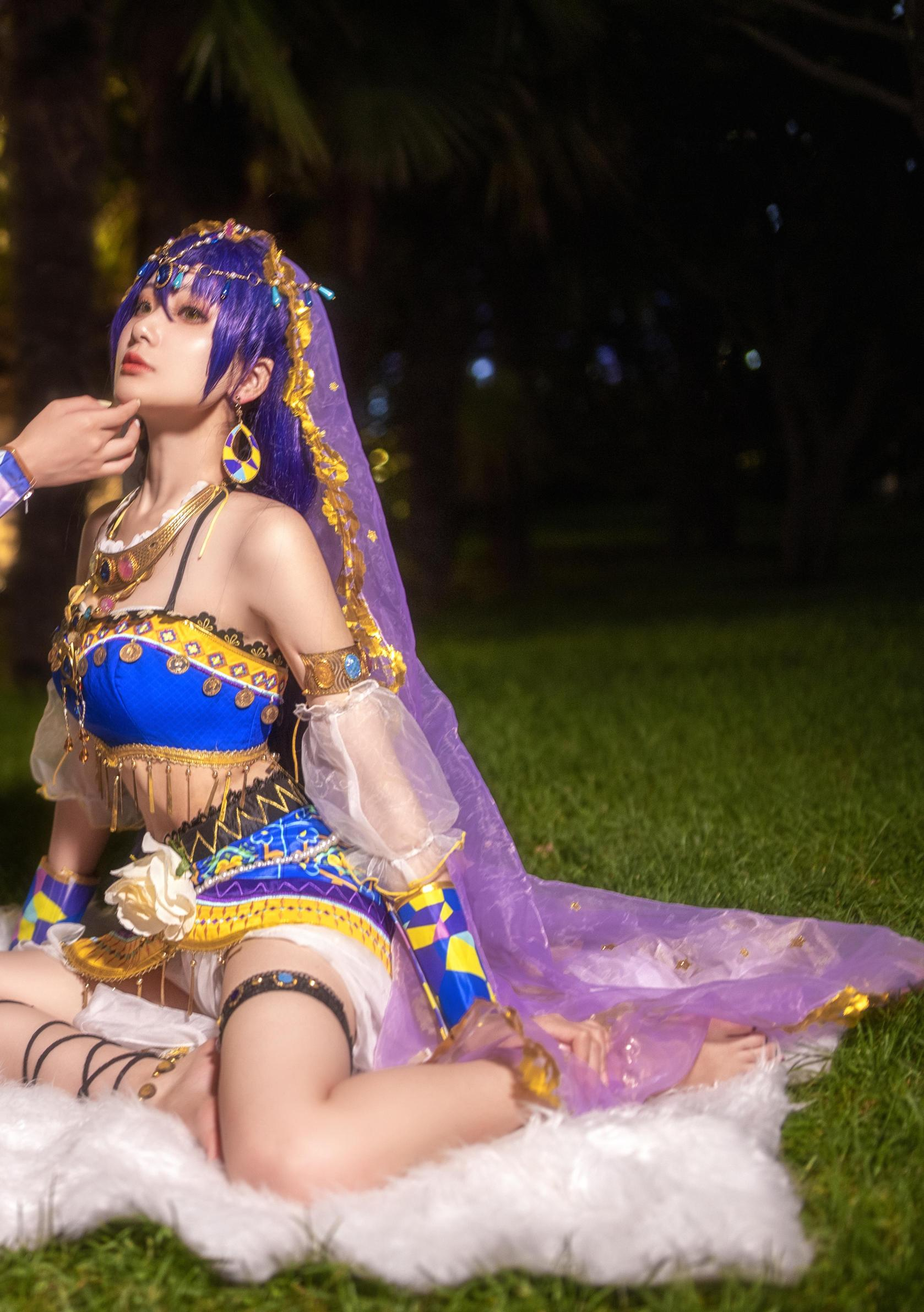 《LOVE LIVE!》舞娘cosplay【CN:白宇不是鱼】-第4张